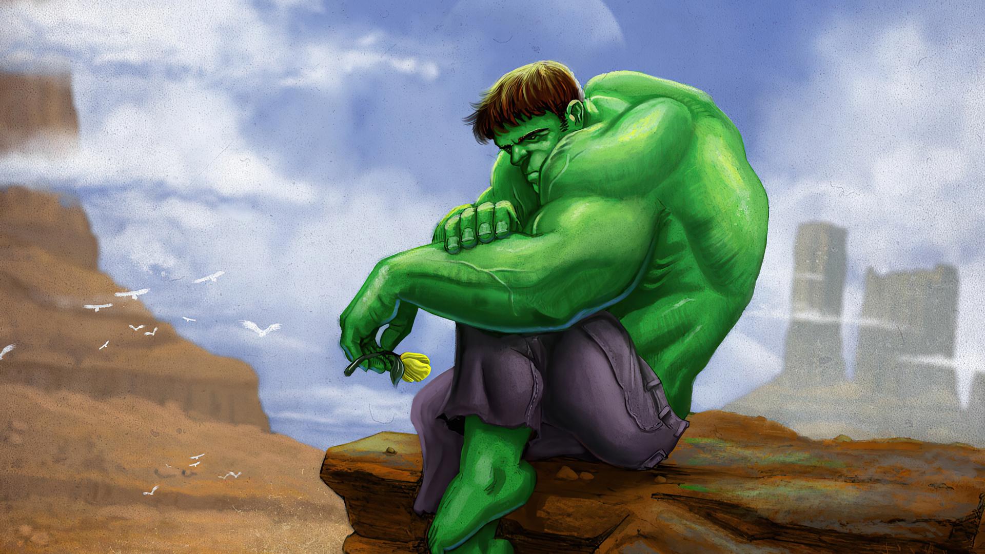1920x1080 Sad Hulk Marvel Comic 1080p Laptop Full Hd Wallpaper Hd Superheroes 4k Wallpapers Images Photos And Background