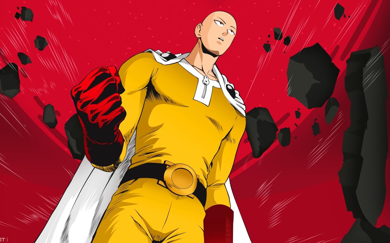 1440x900 Saitama In One Punch Man 1440x900 Wallpaper, HD ...