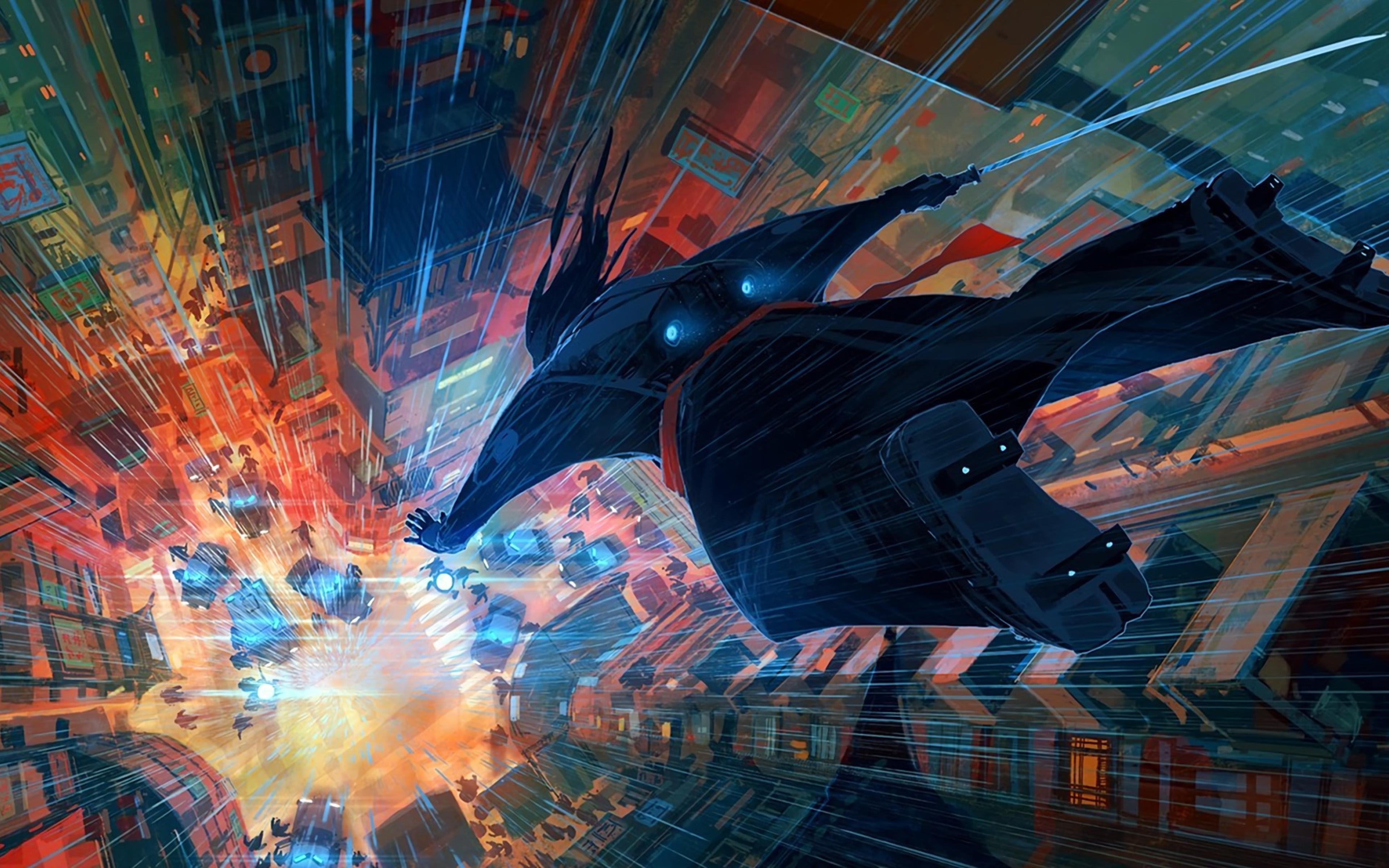 Samurai Jack Video Game, Full HD Wallpaper