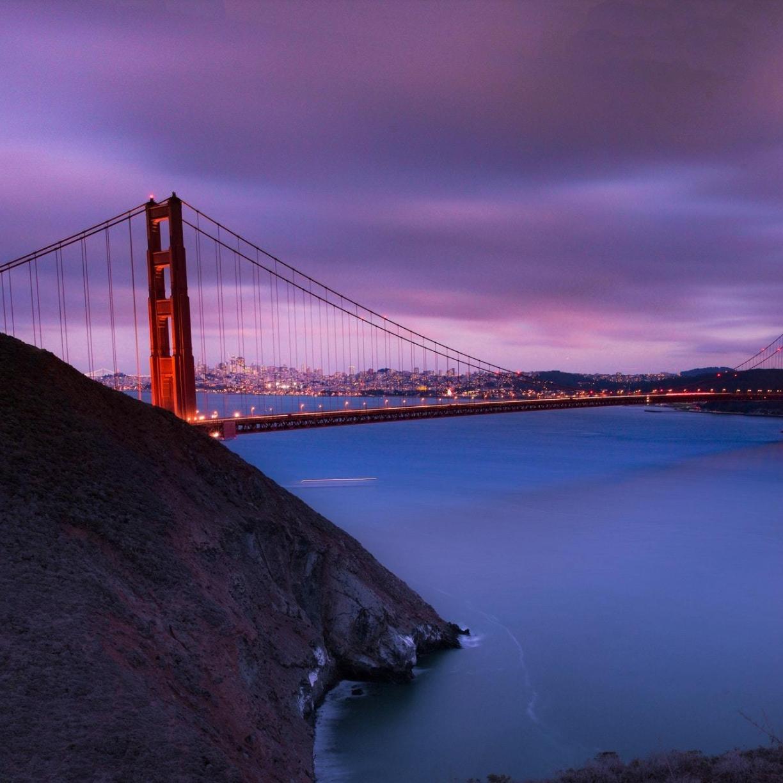 San Francisco Bridge, Full HD 2K Wallpaper