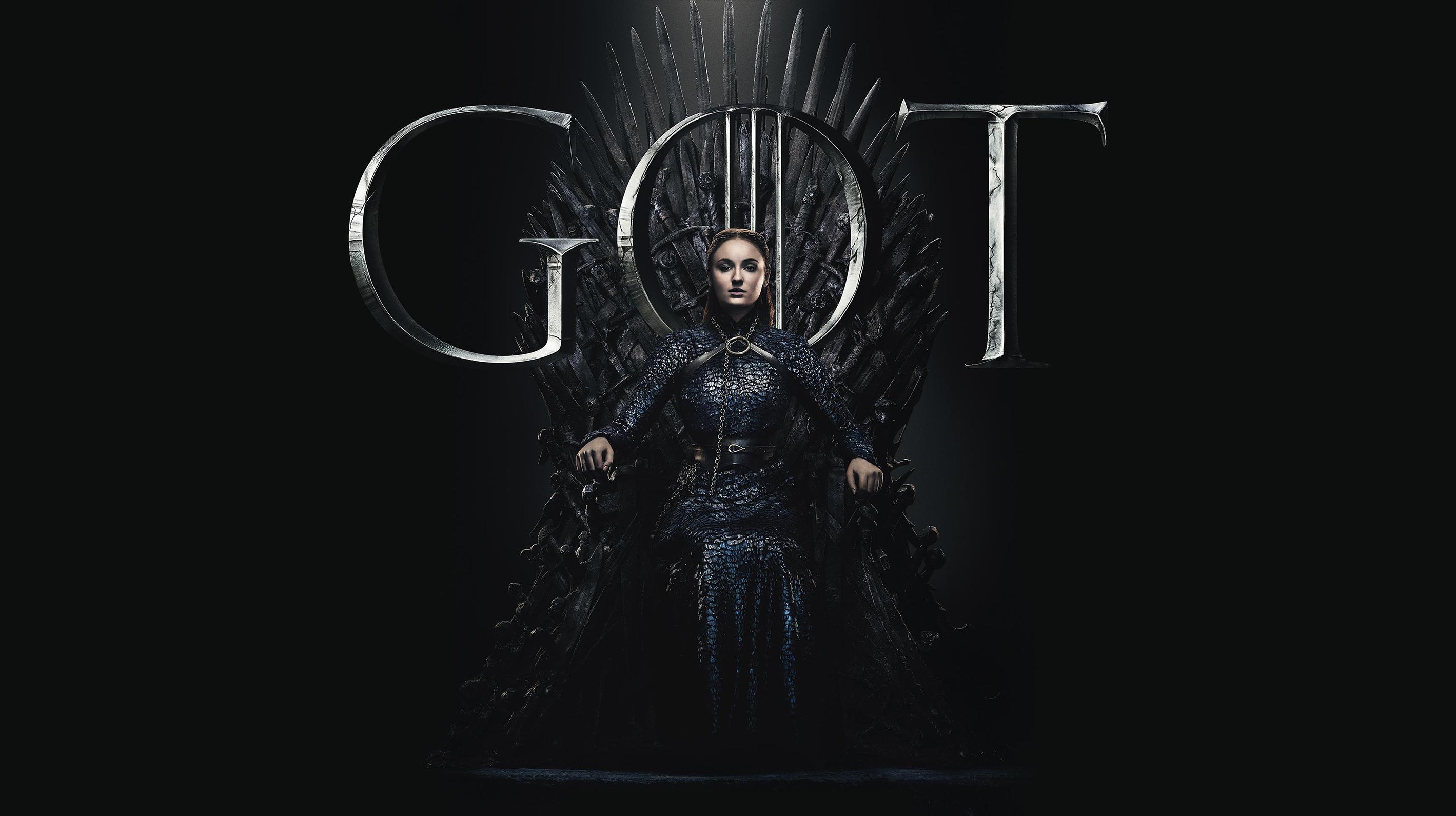 Sansa Stark Game Of Thrones Season 8 Poster Wallpaper, HD