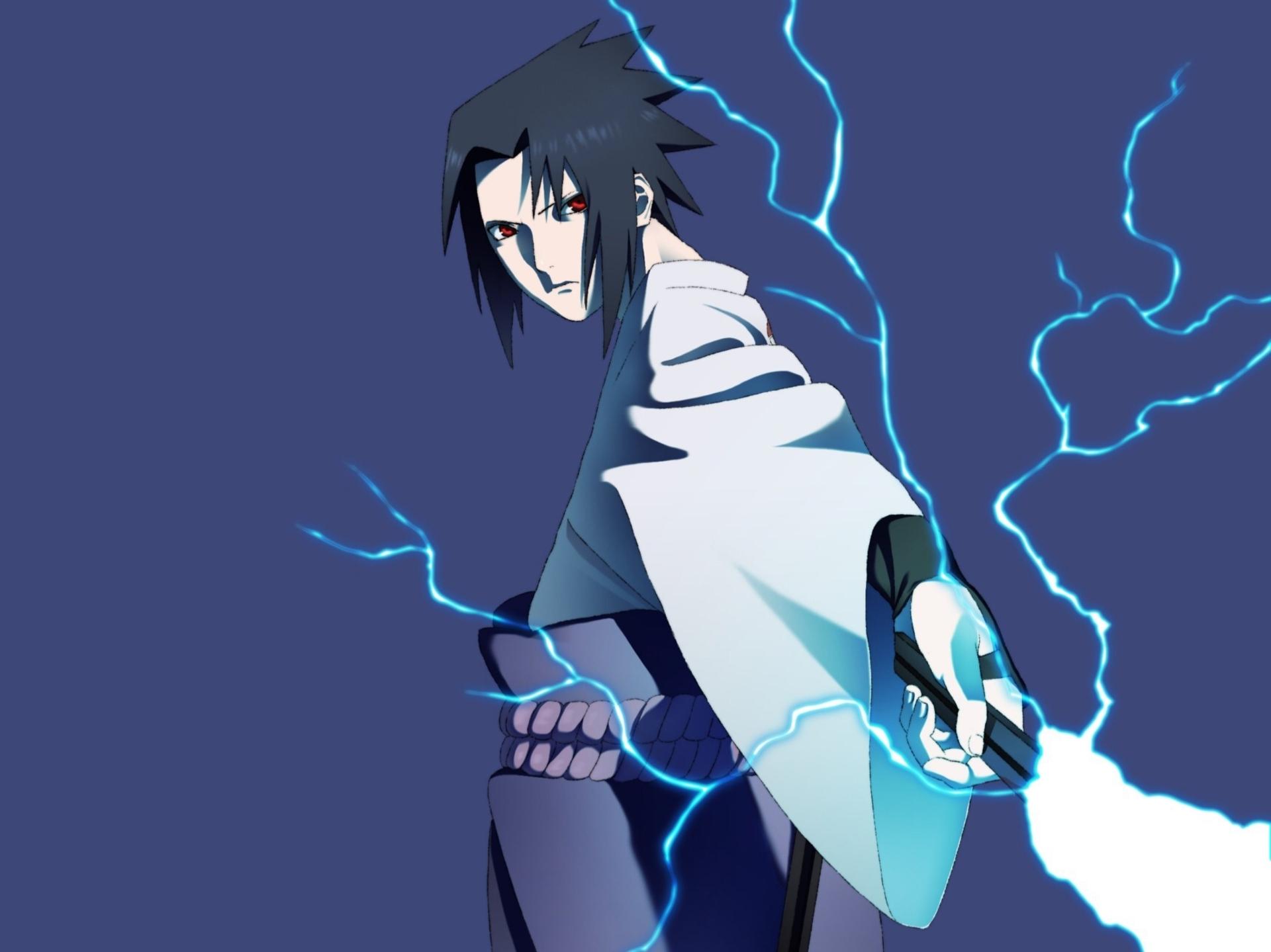 sasuke uchiha anime