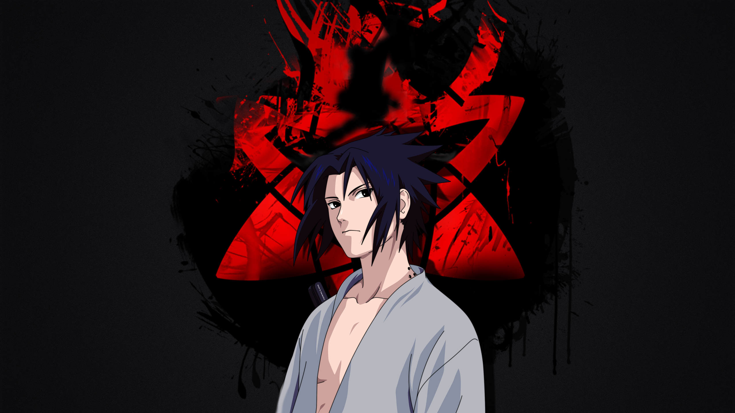 2560x1440 Sasuke Uchiha 1440p Resolution Wallpaper Hd Anime 4k Wallpapers Images Photos And Background
