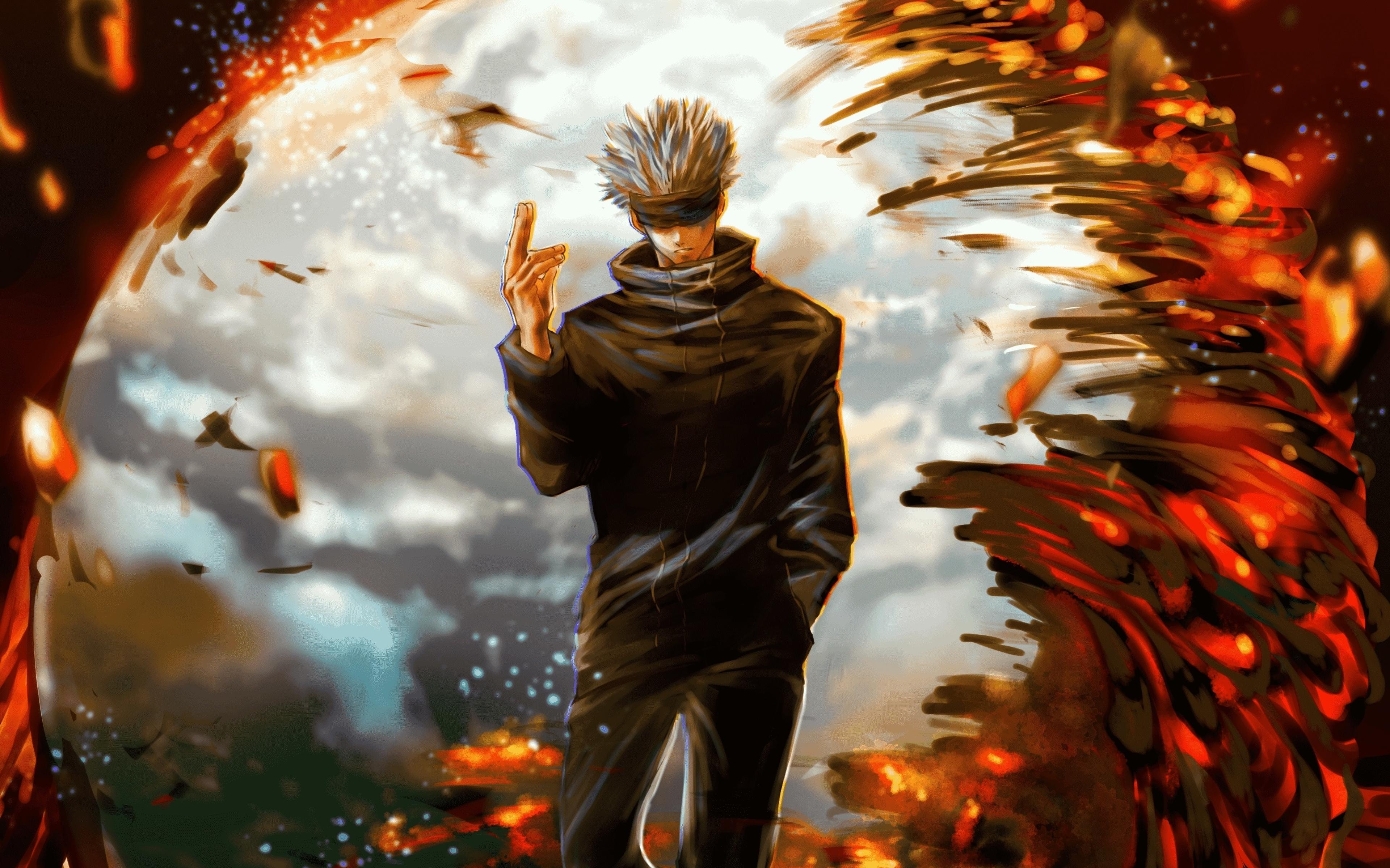 Download Wallpaper Laptop Anime Jujutsu Kaisen : 1080x2400 Kento Nanami in Jujutsu Kaisen ...