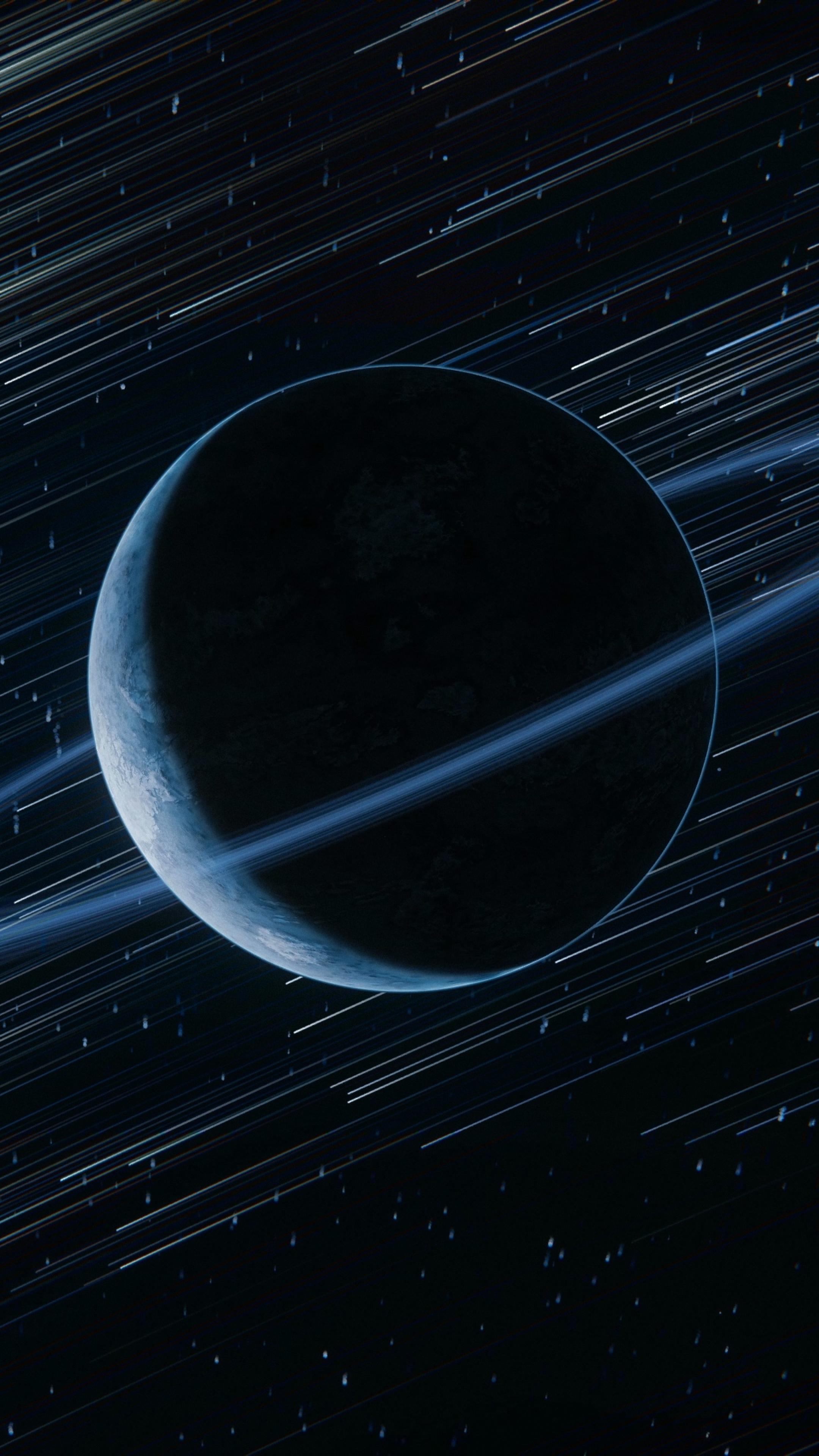 2160x3840 Saturn Planet Sony Xperia Xxzz5 Premium