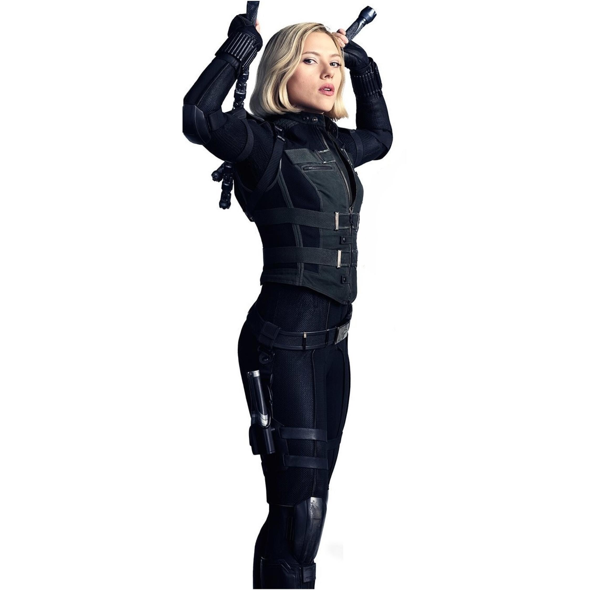 Scarlett Johansson As Black Widow In Avengers, Full HD 2K ...
