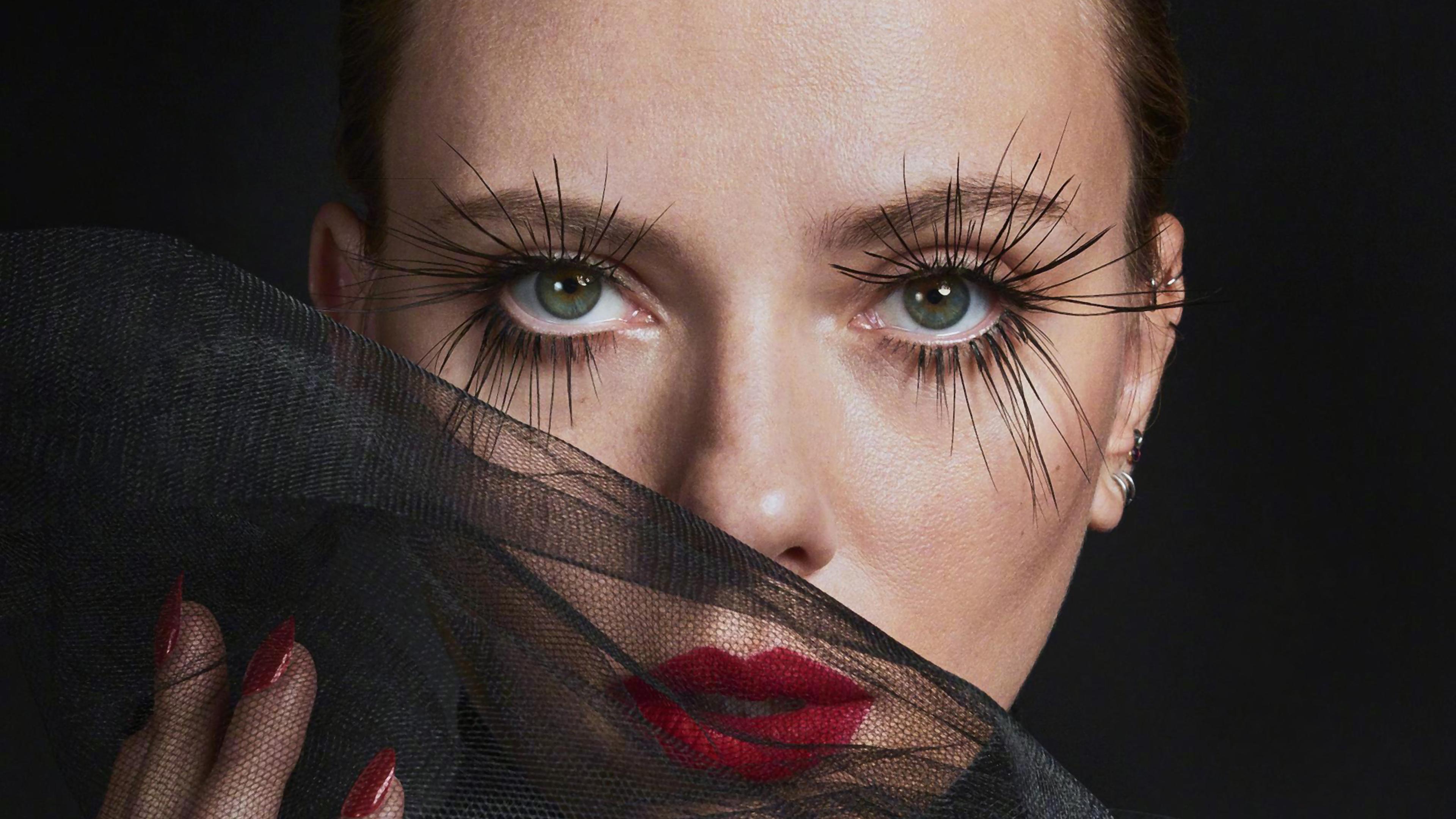 3840x2160 Scarlett Johansson Black Widow Photoshoot 4k Wallpaper Hd Celebrities 4k Wallpapers Images Photos And Background