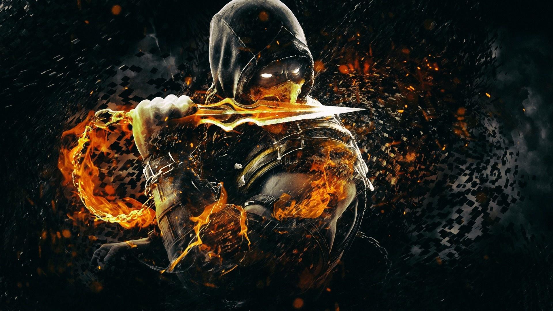 1152x864 Scorpion Mortal Kombat Game 1152x864 Resolution