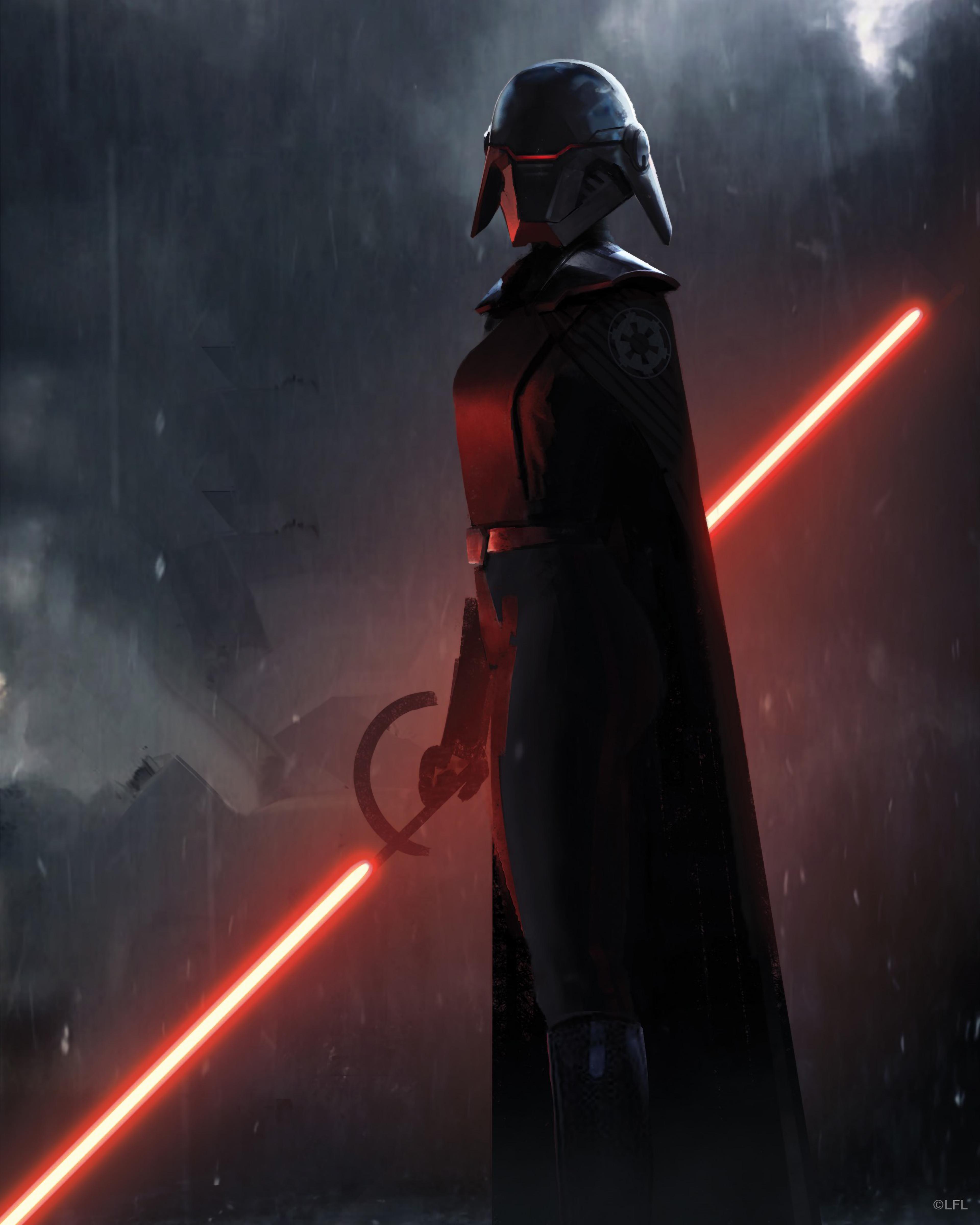 Second Sister Star Wars Jedi Fallen Order Wallpaper Hd Games 4k