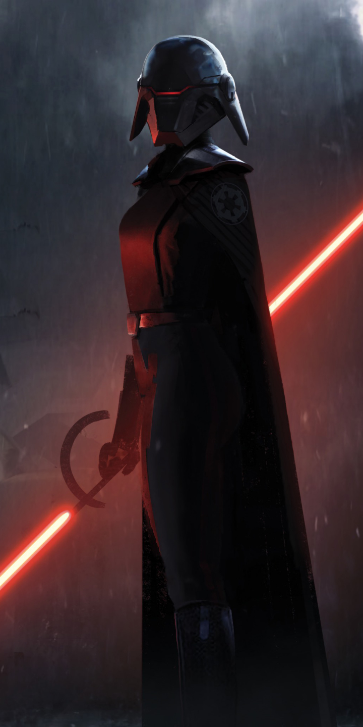 720x1440 Second Sister Star Wars Jedi Fallen Order 720x1440 Resolution Wallpaper Hd Games 4k Wallpapers Images Photos And Background