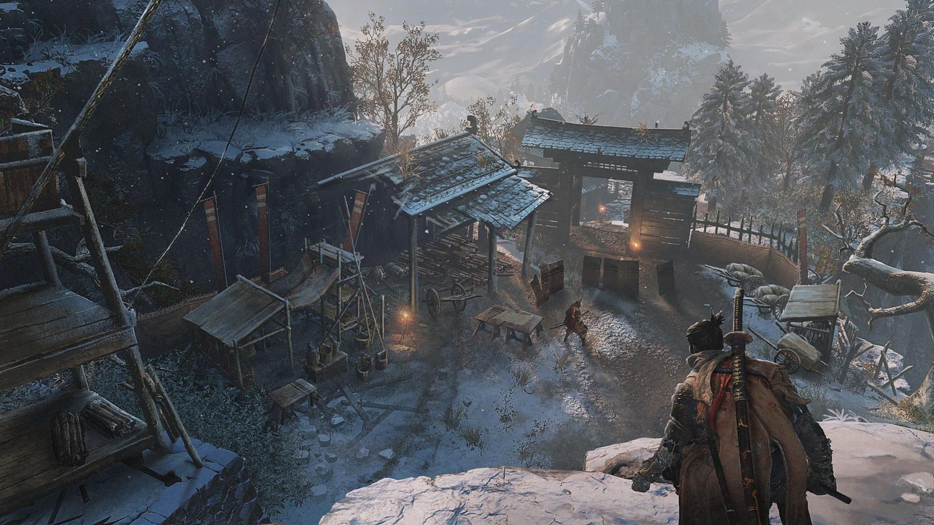 Sekiro Game Shadows Die Twice Samurai Wallpaper Hd Games 4k