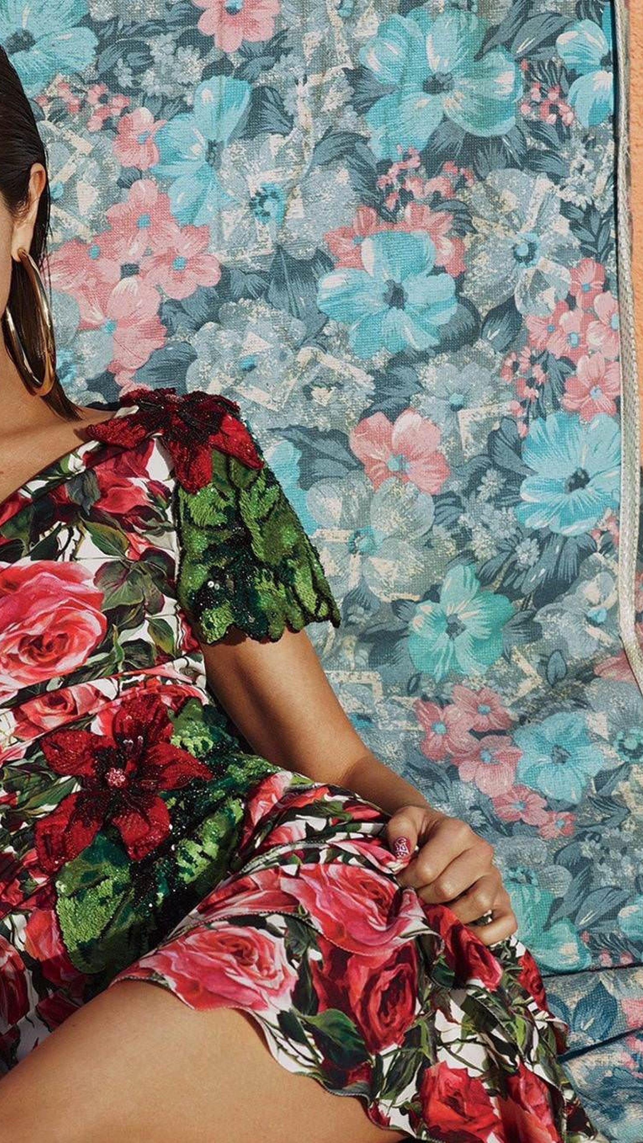 images Selena gomez photoshoot for vogue magazine us april 2019