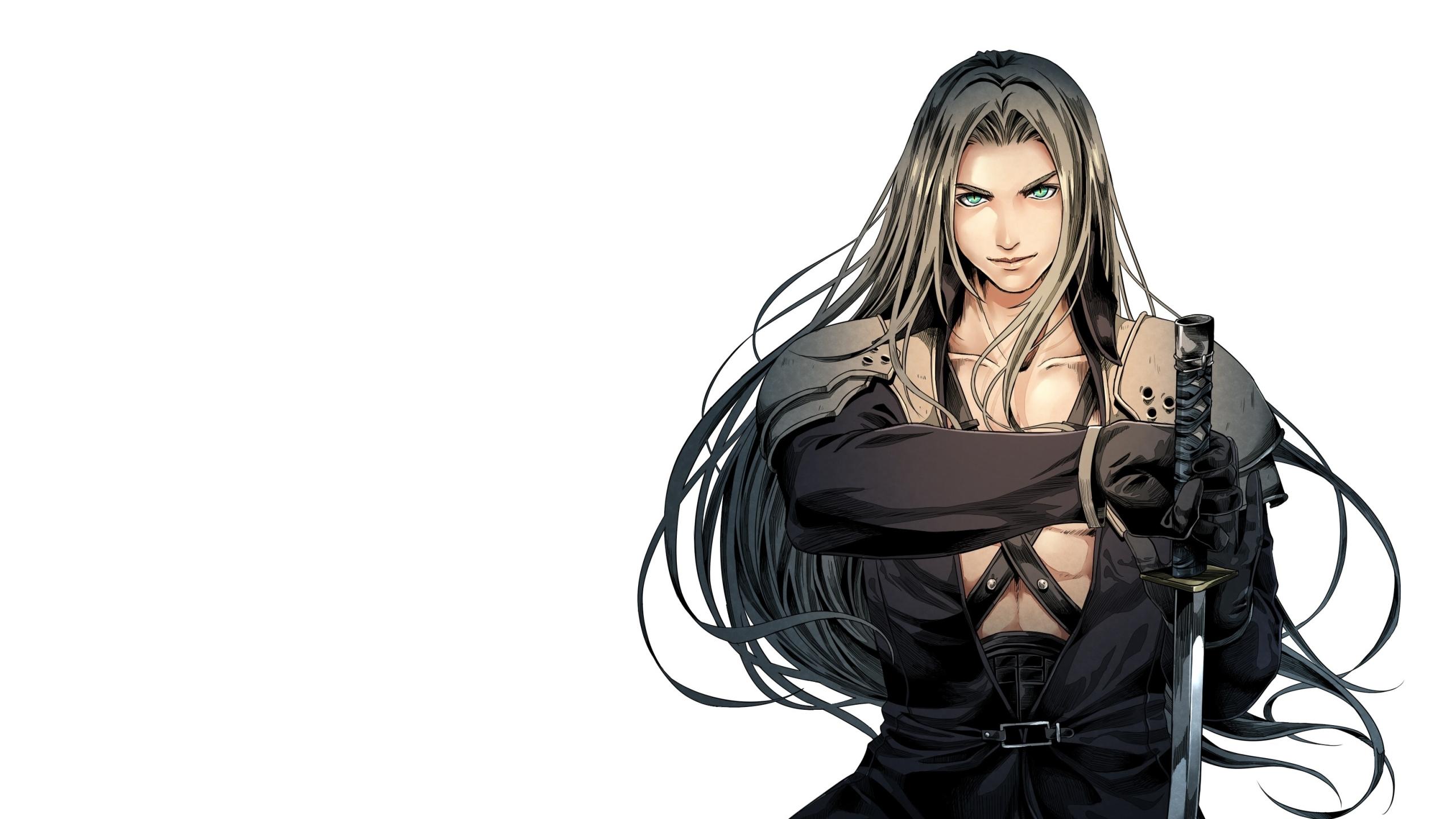 2560x1440 Sephiroth Final Fantasy 1440P