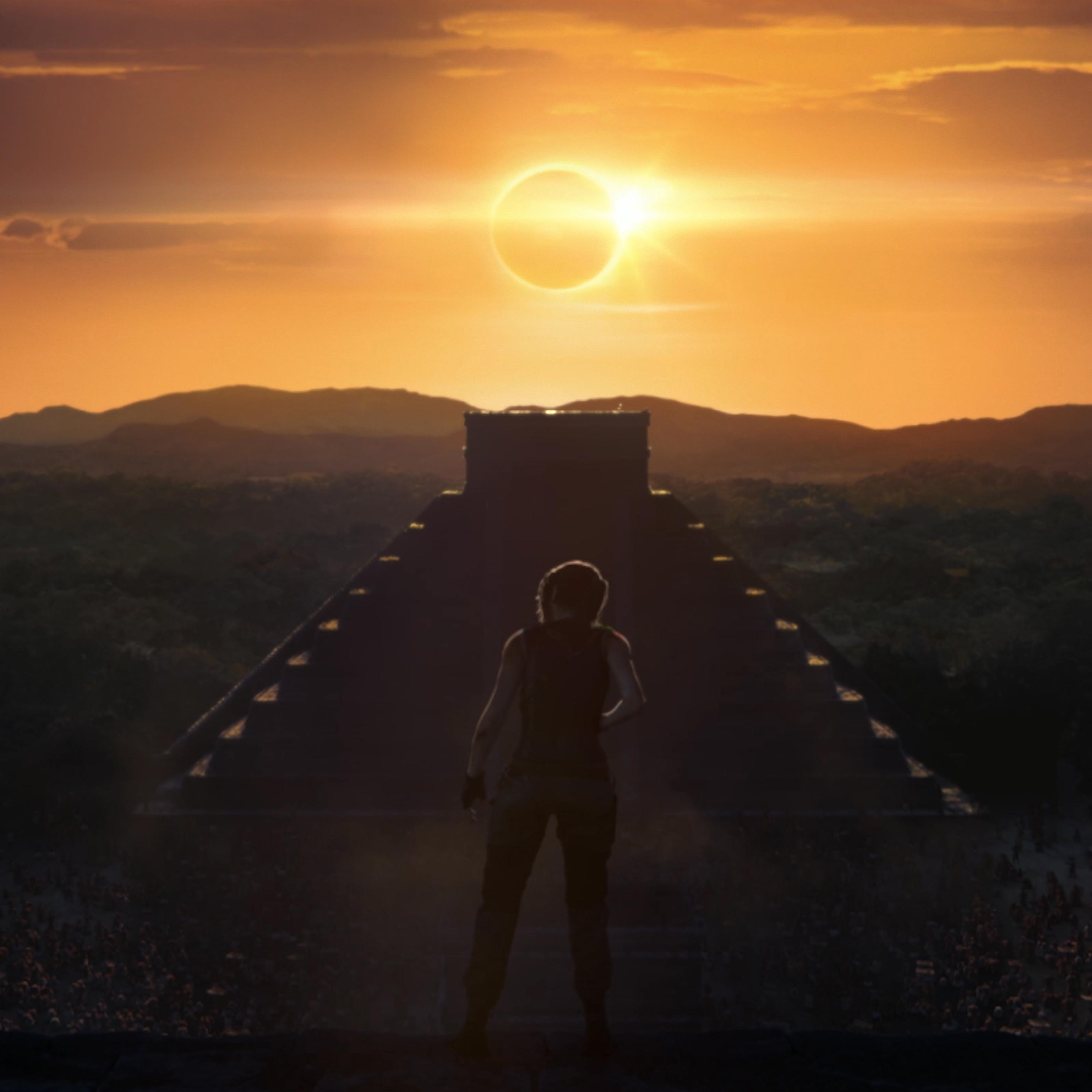 Tomb Raider Hd Wallpapers 1080p: Shadow Of The Tomb Raider, HD 4K Wallpaper