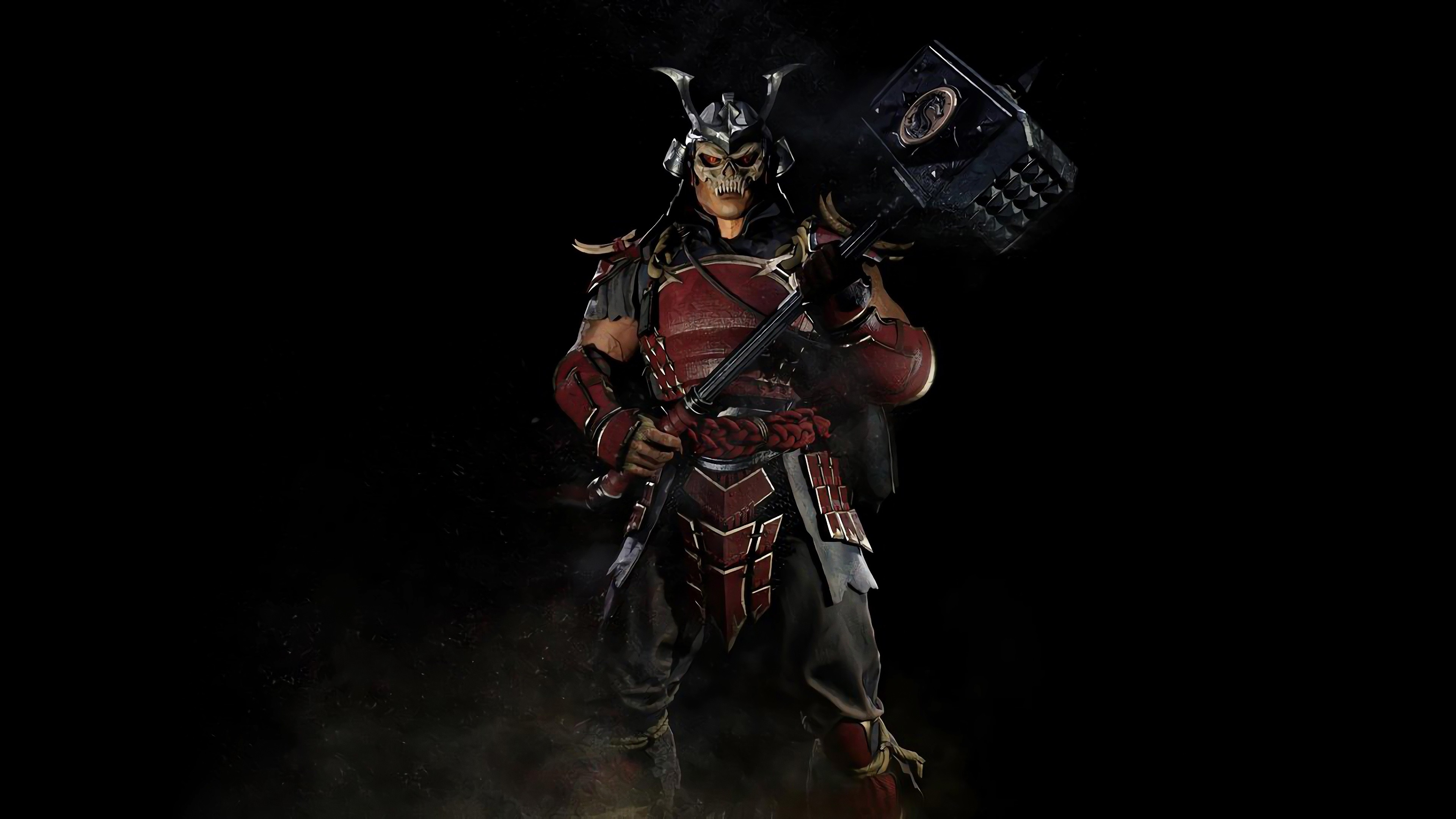 Mk11 4k Wallpaper: Shao Kahn In Mortal Kombat 11 Wallpaper, HD Games 4K