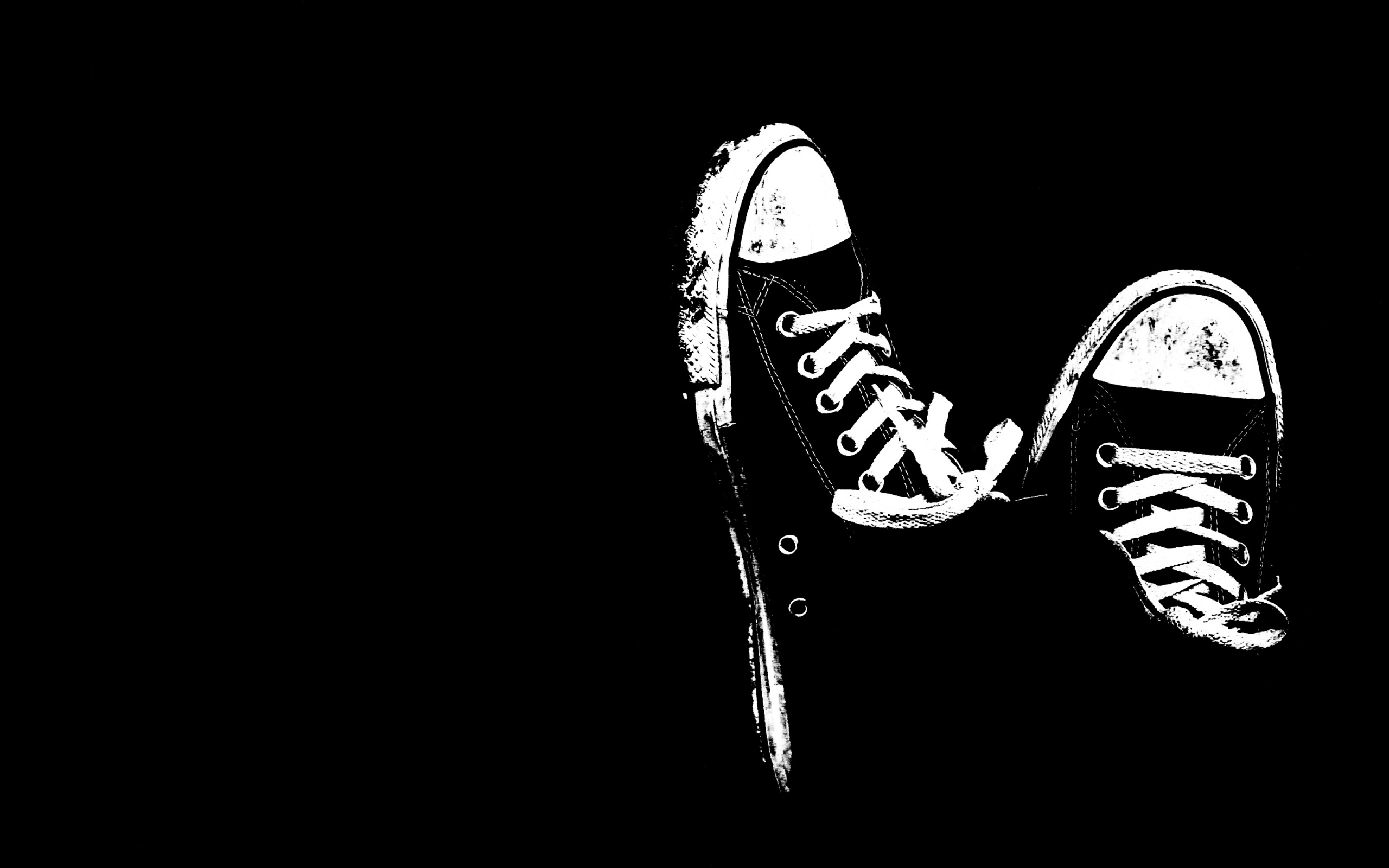 1366x768 Shoes Shnurki Black 1366x768 Resolution Wallpaper Hd Vector 4k Wallpapers Images Photos And Background
