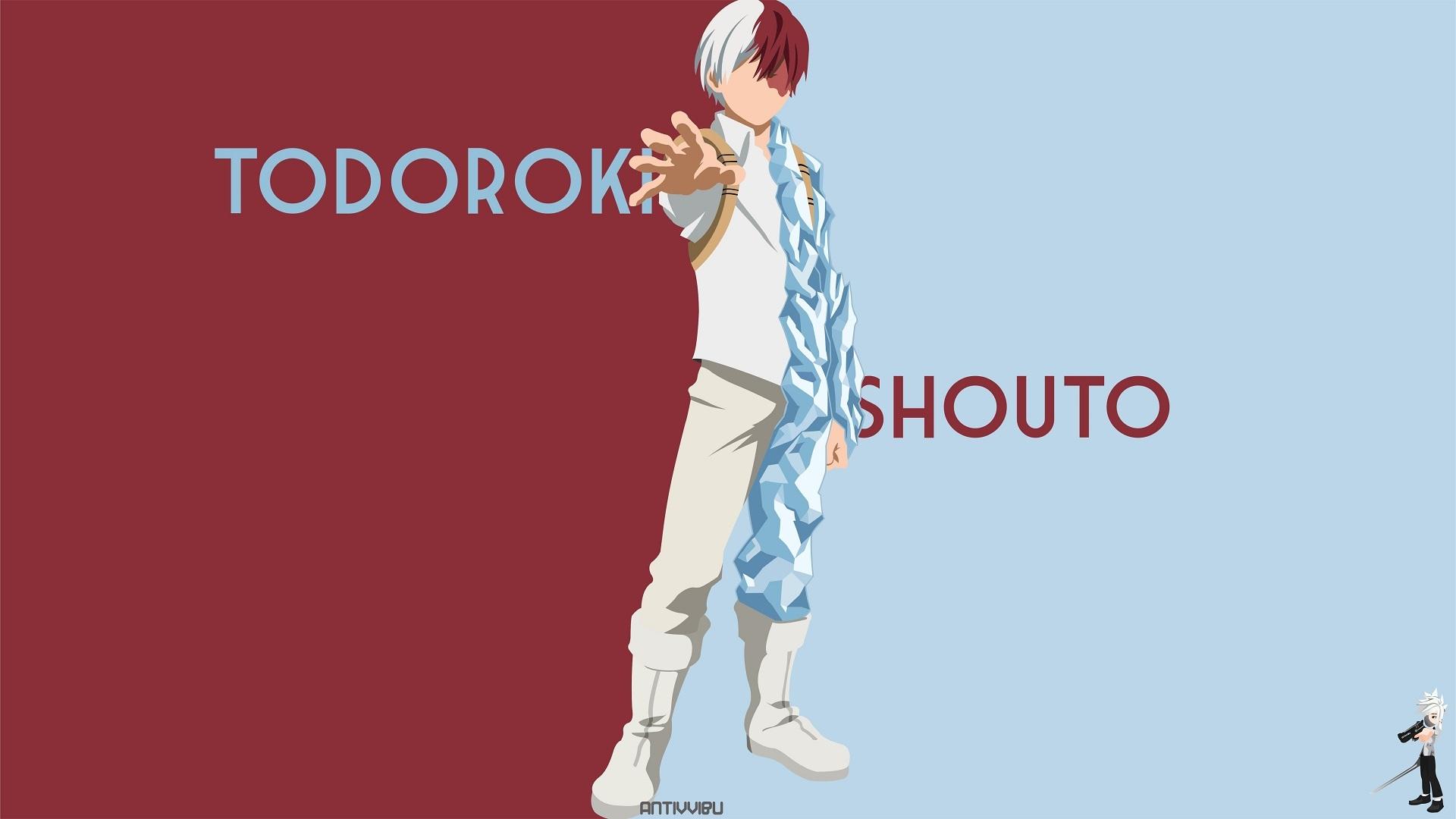 Shoto Todoroki Wallpaper, HD Anime 4K Wallpapers, Images ...