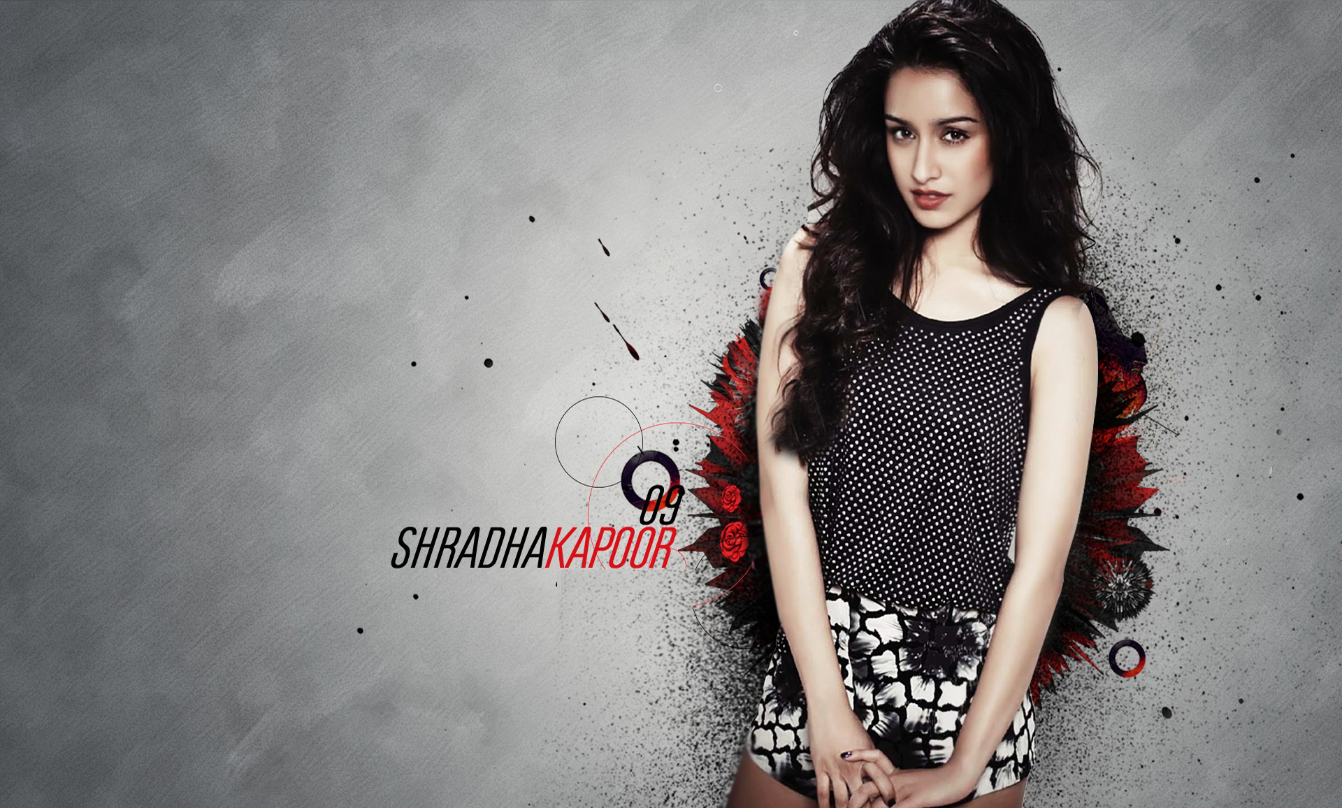 download shraddha kapoor latest photoshoot 7680x4320 resolution
