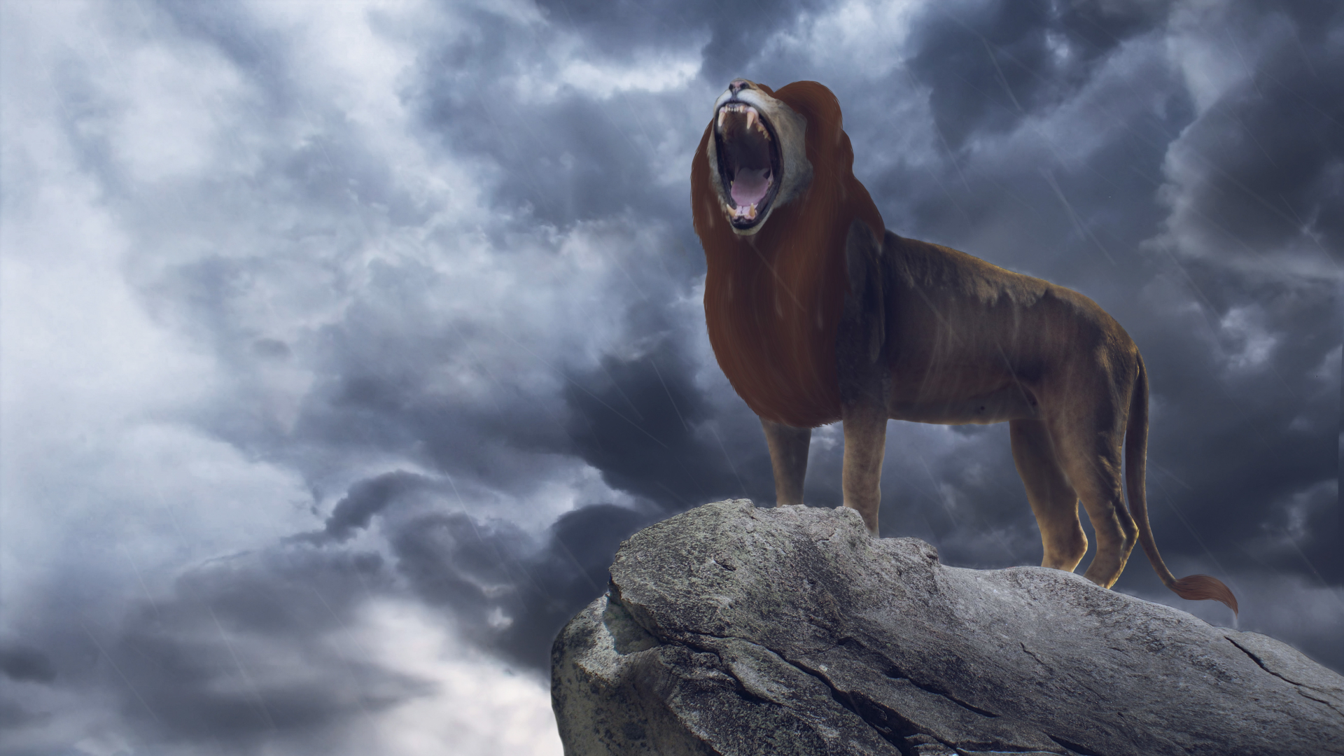 1920x1080 Simba In The Lion King 2019 Movie 1080p Laptop