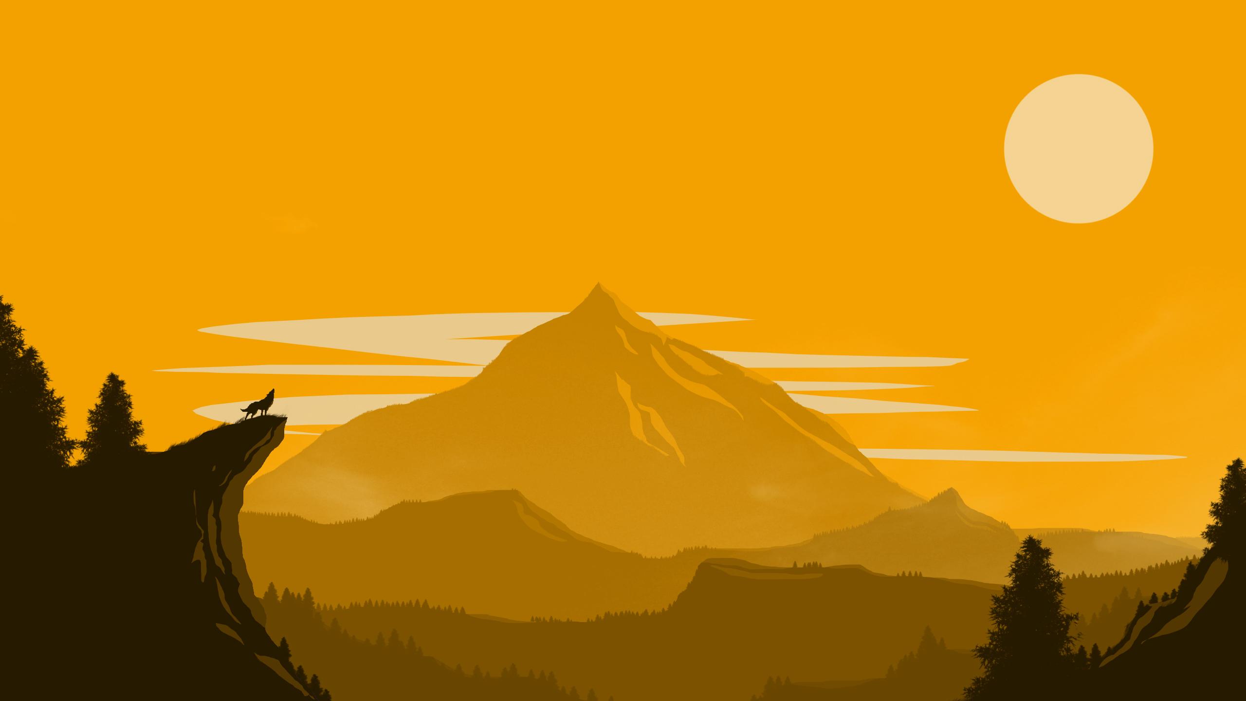 Simple Firewatch Wallpaper Hd Artist 4k Wallpapers Images
