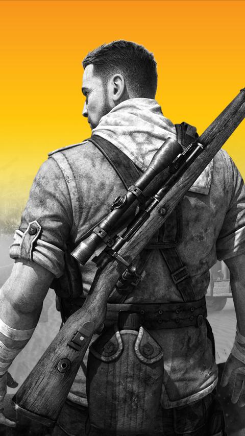 Sniper elite 3 mac os x