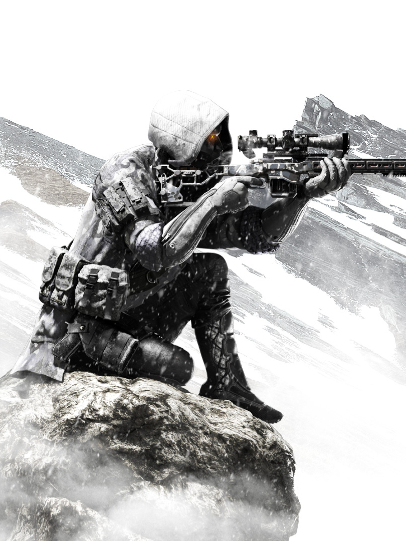 1536x2048 Sniper Ghost Warrior Contracts 1536x2048 Resolution
