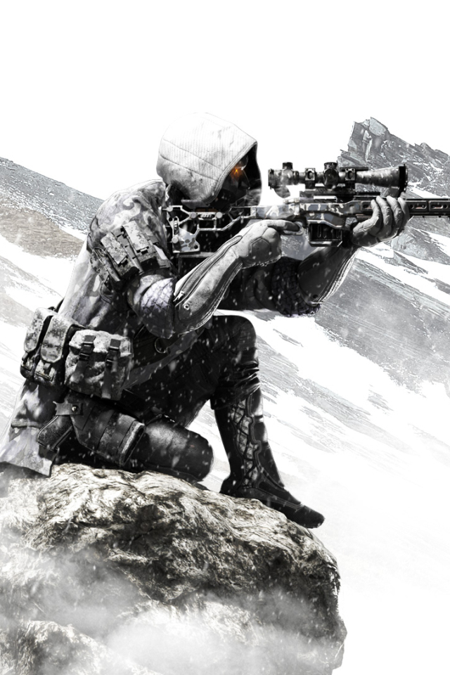 640x960 Sniper Ghost Warrior Contracts Iphone 4 Iphone 4s