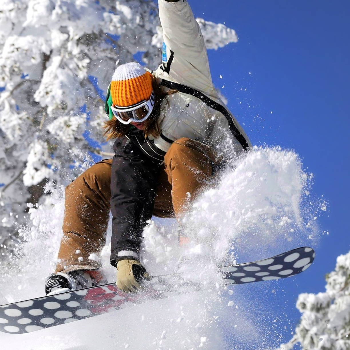 Download Snowboard, Extreme, Suit 950x1534 Resolution