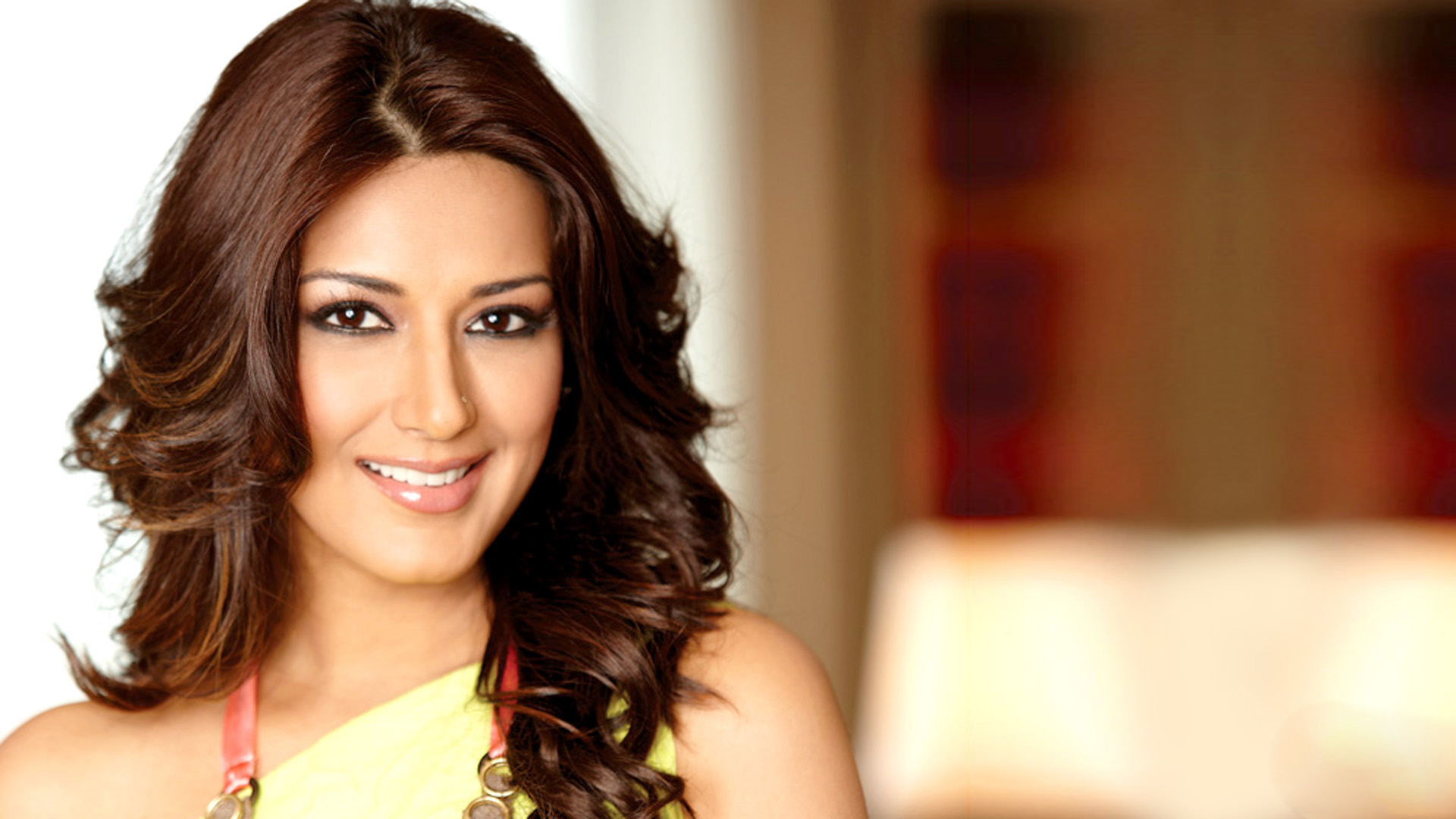 Sonali Bendre Latest Photoshoot, Full HD Wallpaper