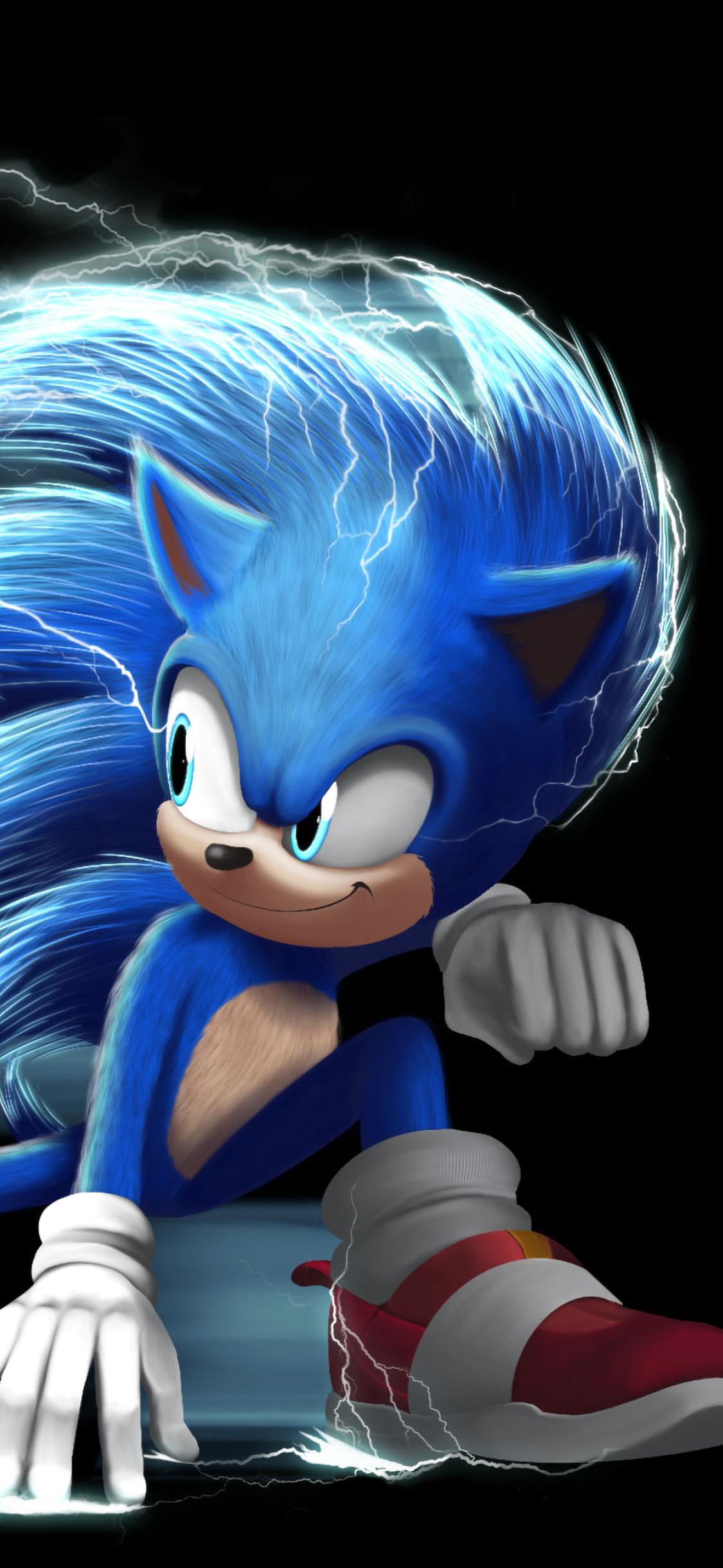1125x2436 Sonic Movie 4K Iphone XS,Iphone 10,Iphone X ...