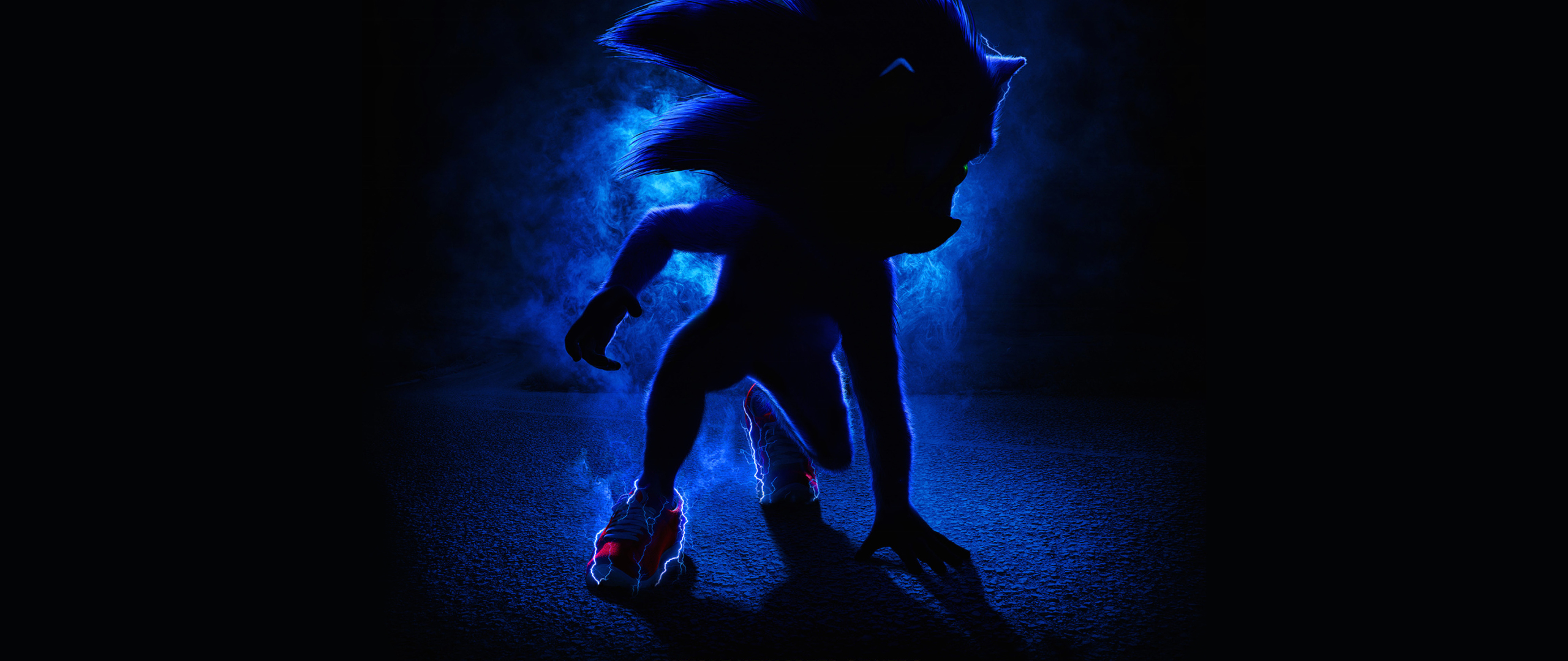Movie Poster 2019: Sonic The Hedgehog 2019 Movie Poster, HD 4K Wallpaper