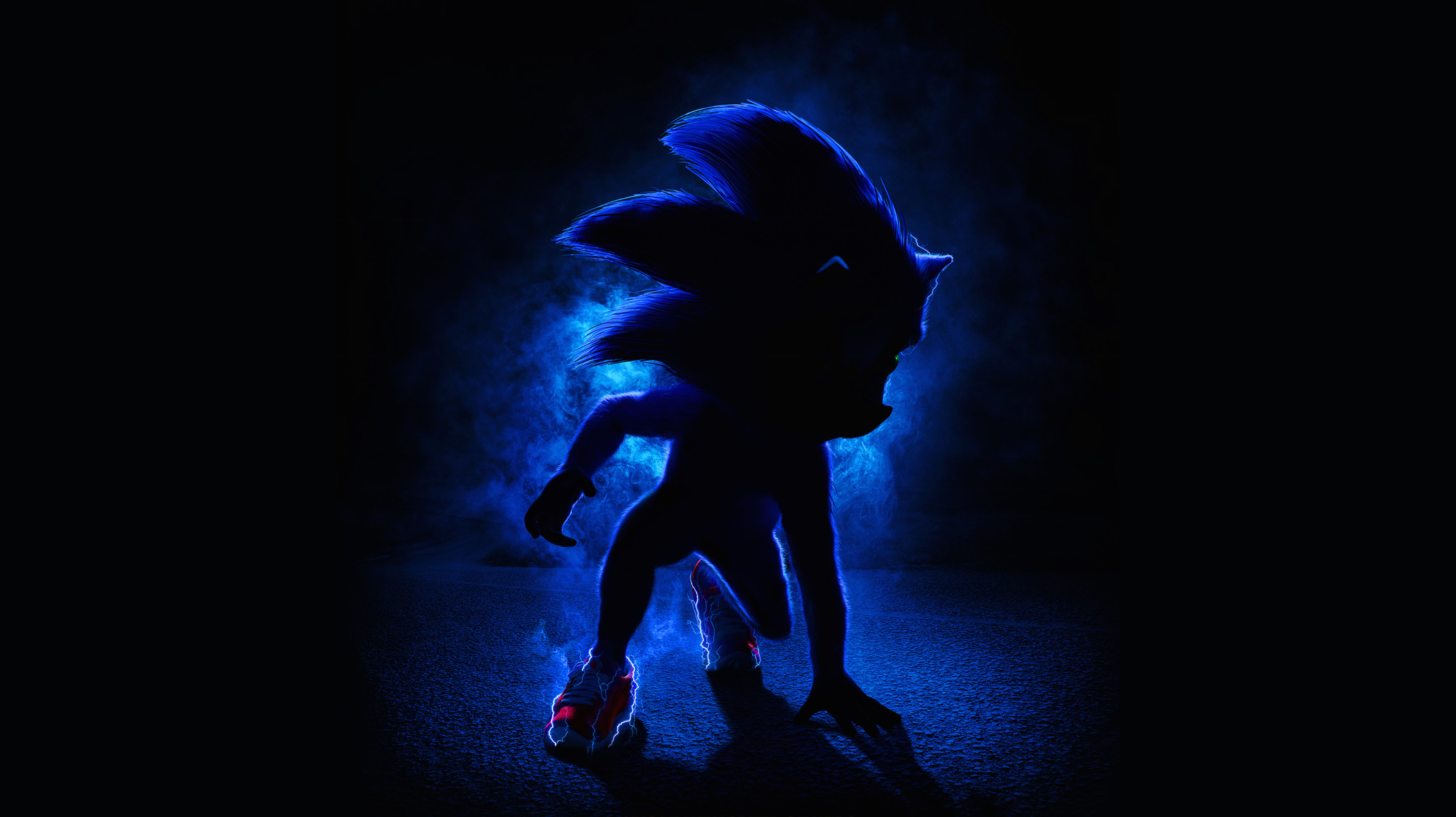 Sonic The Hedgehog 2019 Movie Poster Wallpaper Hd Movies 4k Wallpapers Images Photos And Background