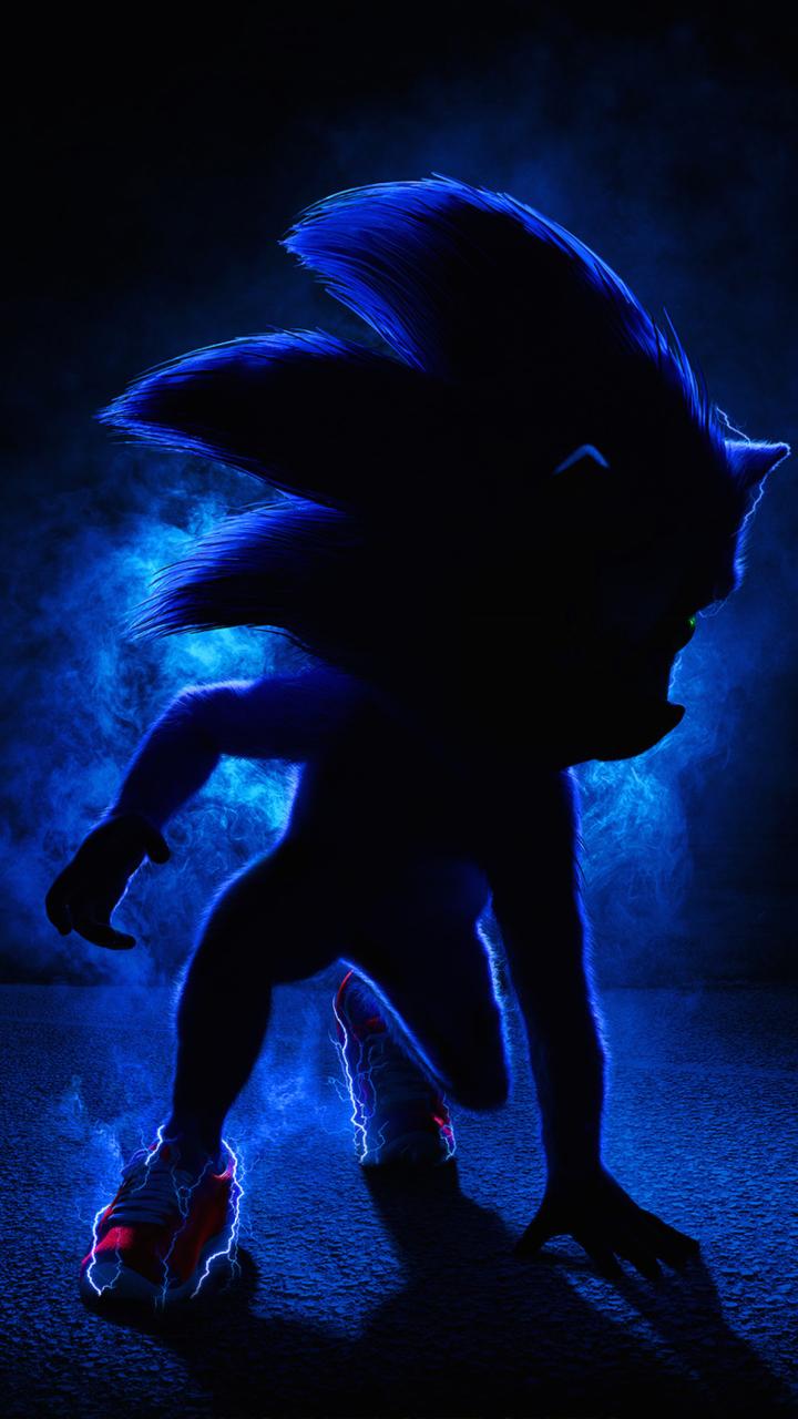 Sonic The Hedgehog 2019 Movie Poster Hd 4k Wallpaper