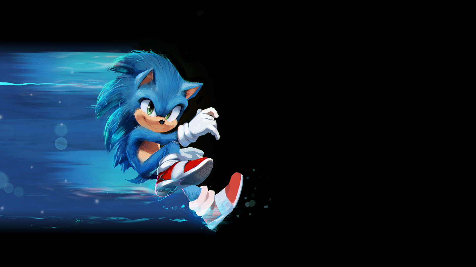 1080x2340 Sonic The Hedgehog Artwork 1080x2340 Resolution Wallpaper Hd Movies 4k Wallpapers Images Photos And Background