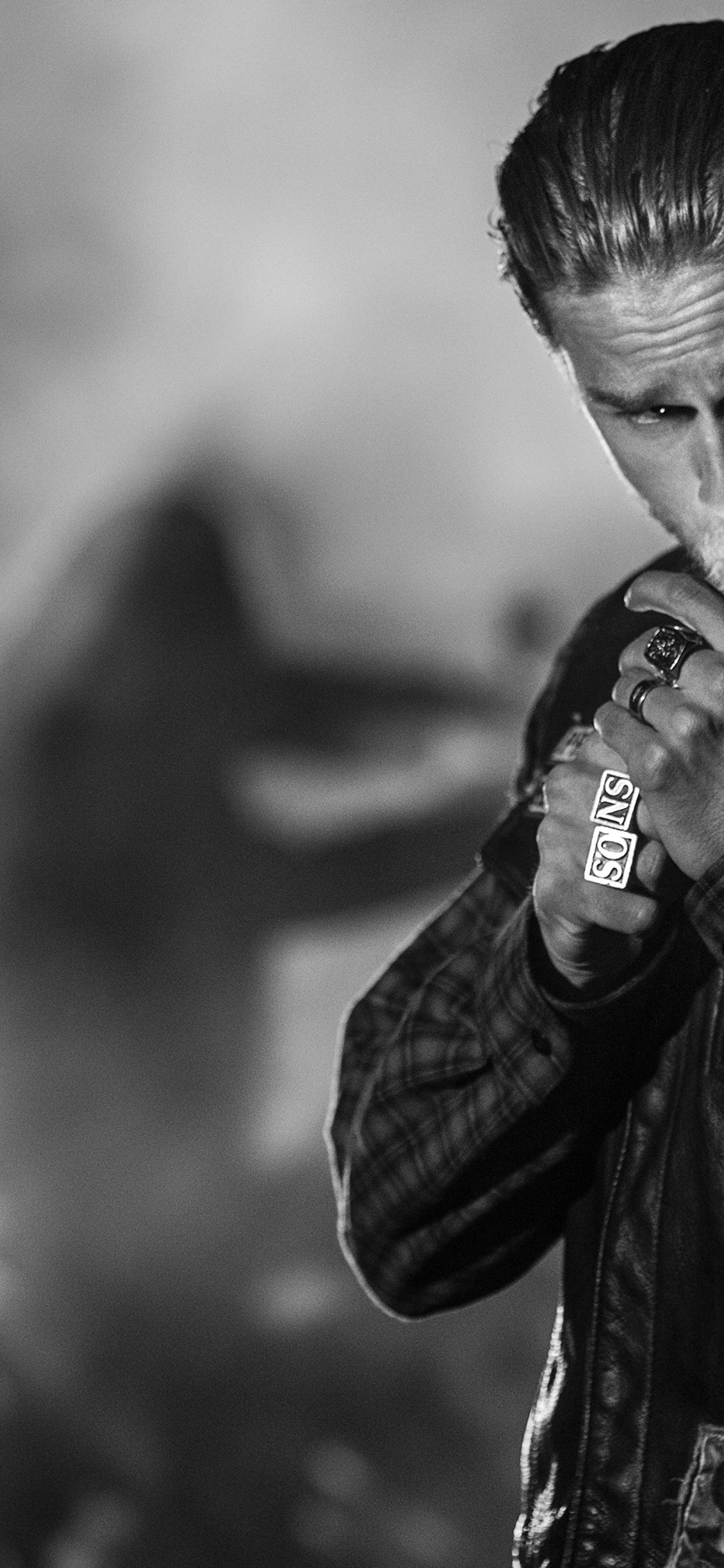 1440x3120 Sons Of Anarchy Jax Teller Charlie Hunnam 1440x3120