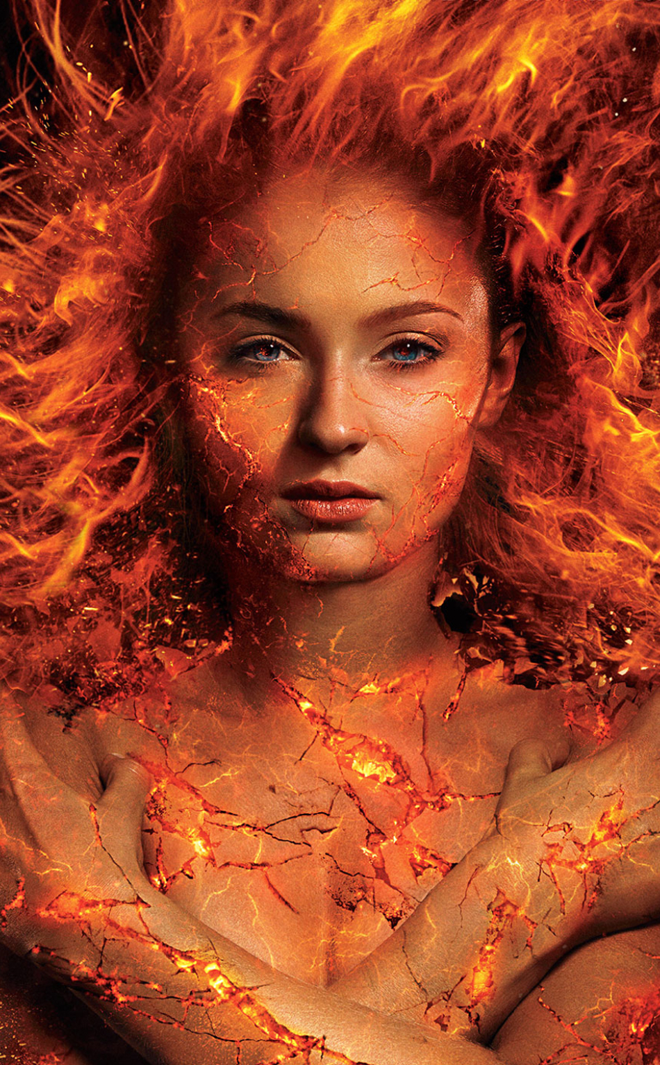 Sophie Turner In X Men Dark Phoenix 2018 Full Hd Wallpaper