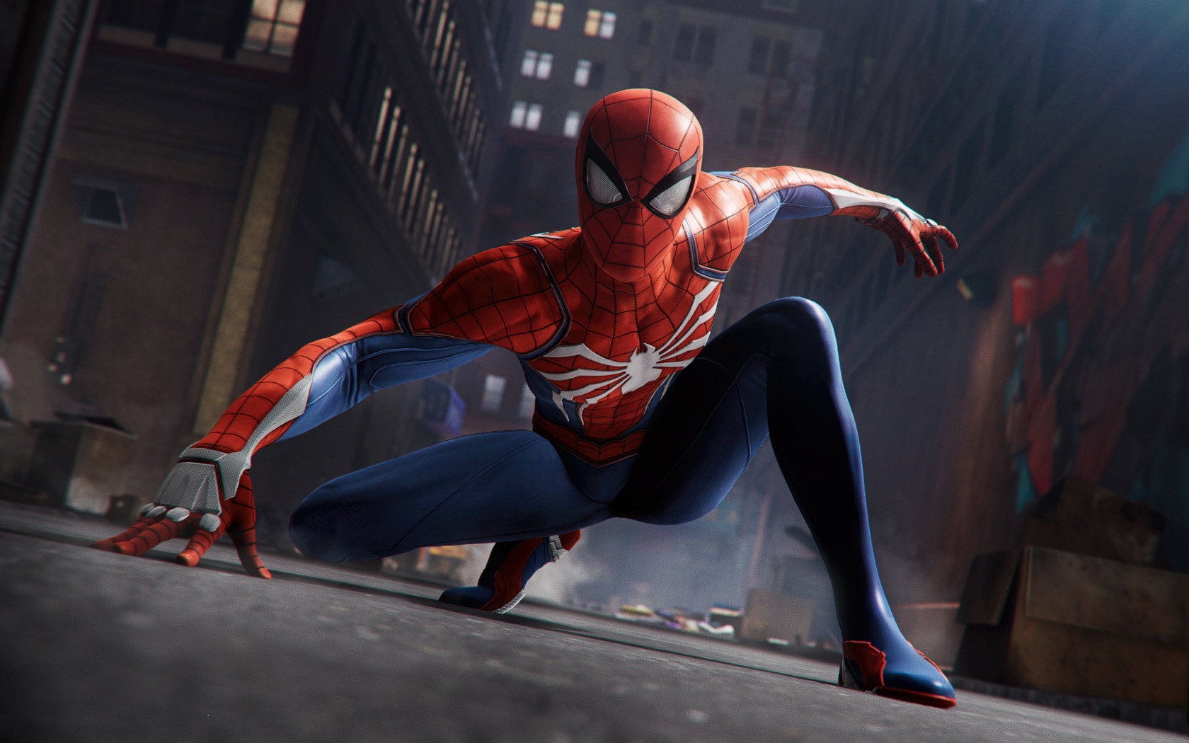 Spider Man Game X on Z Cars Tv