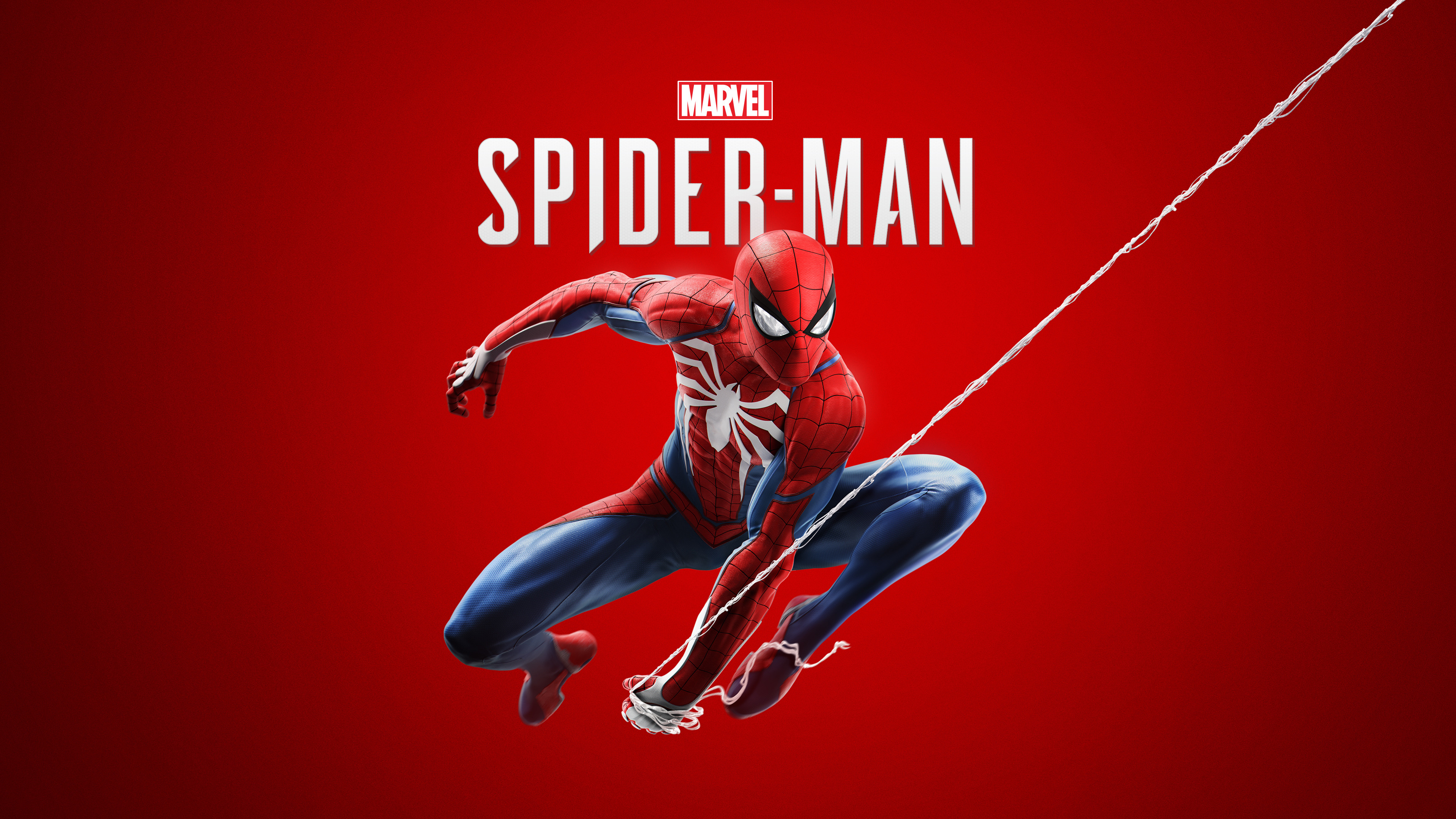 Spider Man 2018 Ps4 Game Wallpaper Hd Games 4k Wallpapers Images Photos And Background