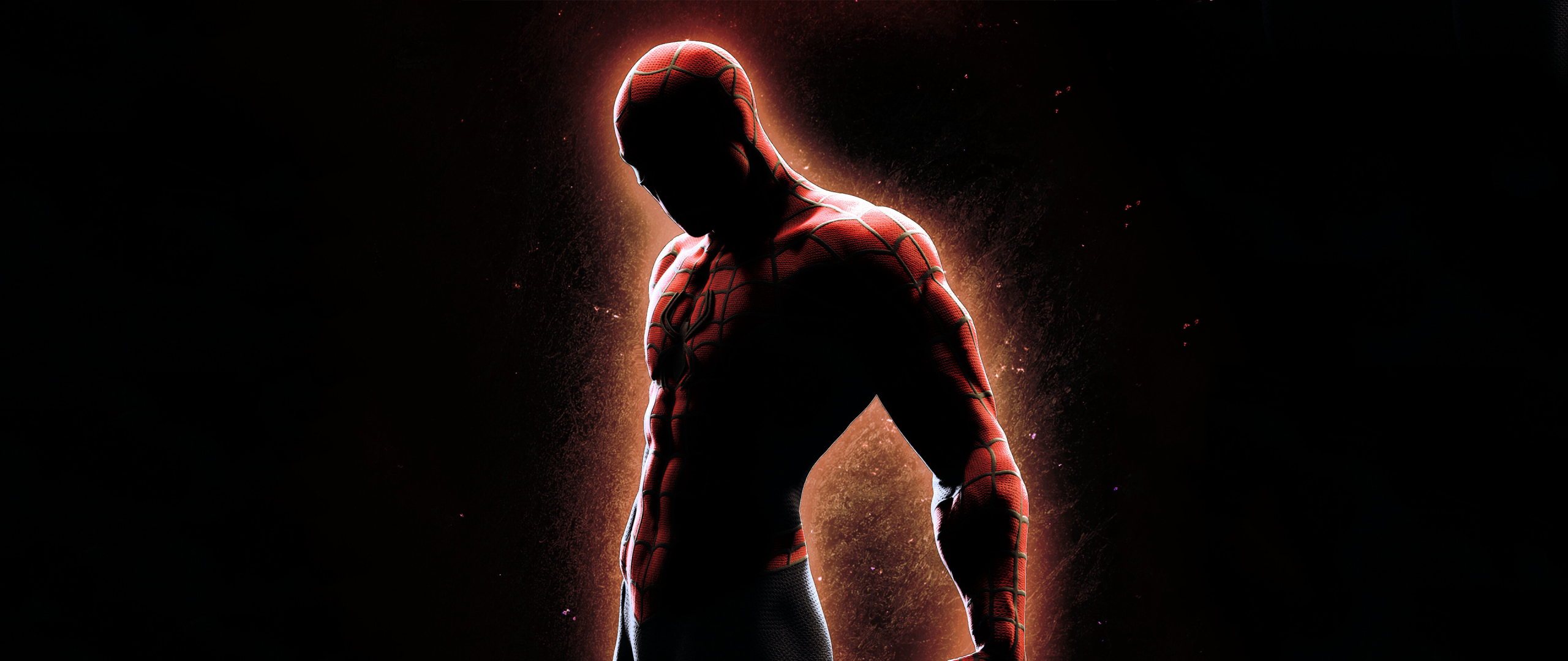 2560x1080 Spider Man Cool 4k Black Background 2560x1080 Resolution Wallpaper Hd Superheroes 4k Wallpapers Images Photos And Background
