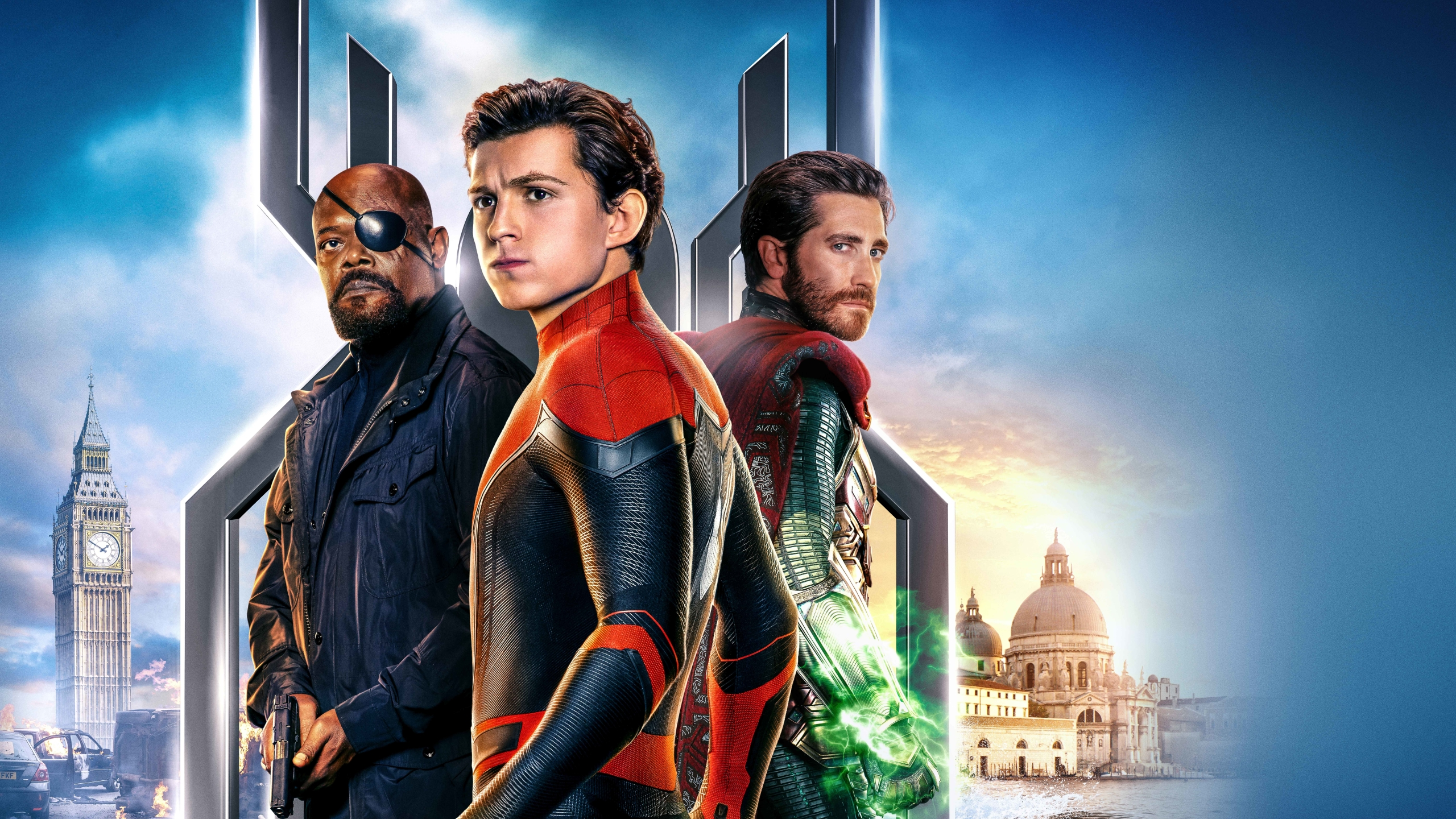 2560x1440 Spider Man Far From Home 12k 1440P Resolution ...