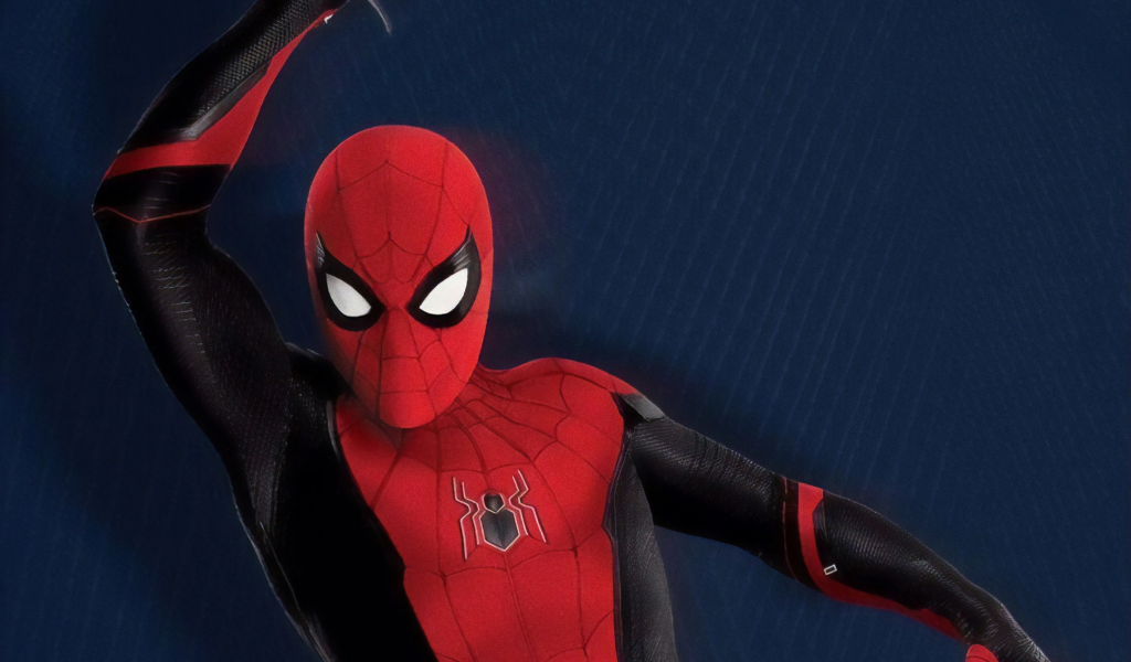 1024x600 Spider Man Far From Home 2019 1024x600 Resolution Wallpaper Hd Movies 4k Wallpapers Images Photos And Background