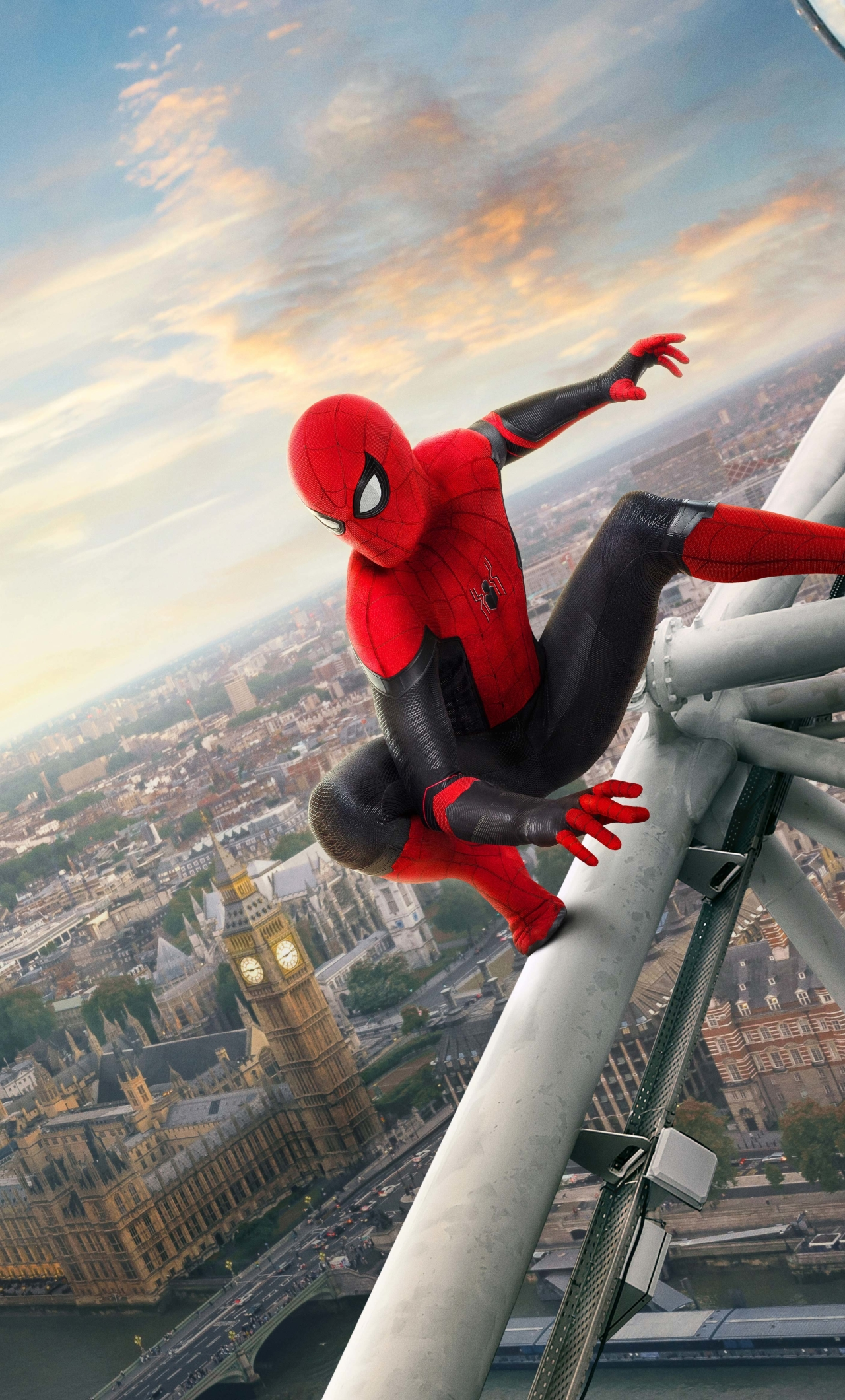 1280x2120 Spider-Man Far From Home 4K iPhone 6 plus ...