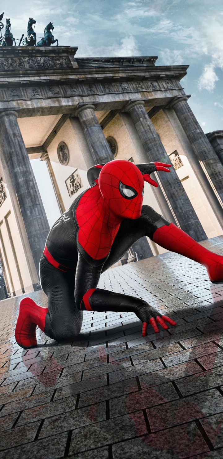 720x1480 Spider Man Far From Home 720x1480 Resolution