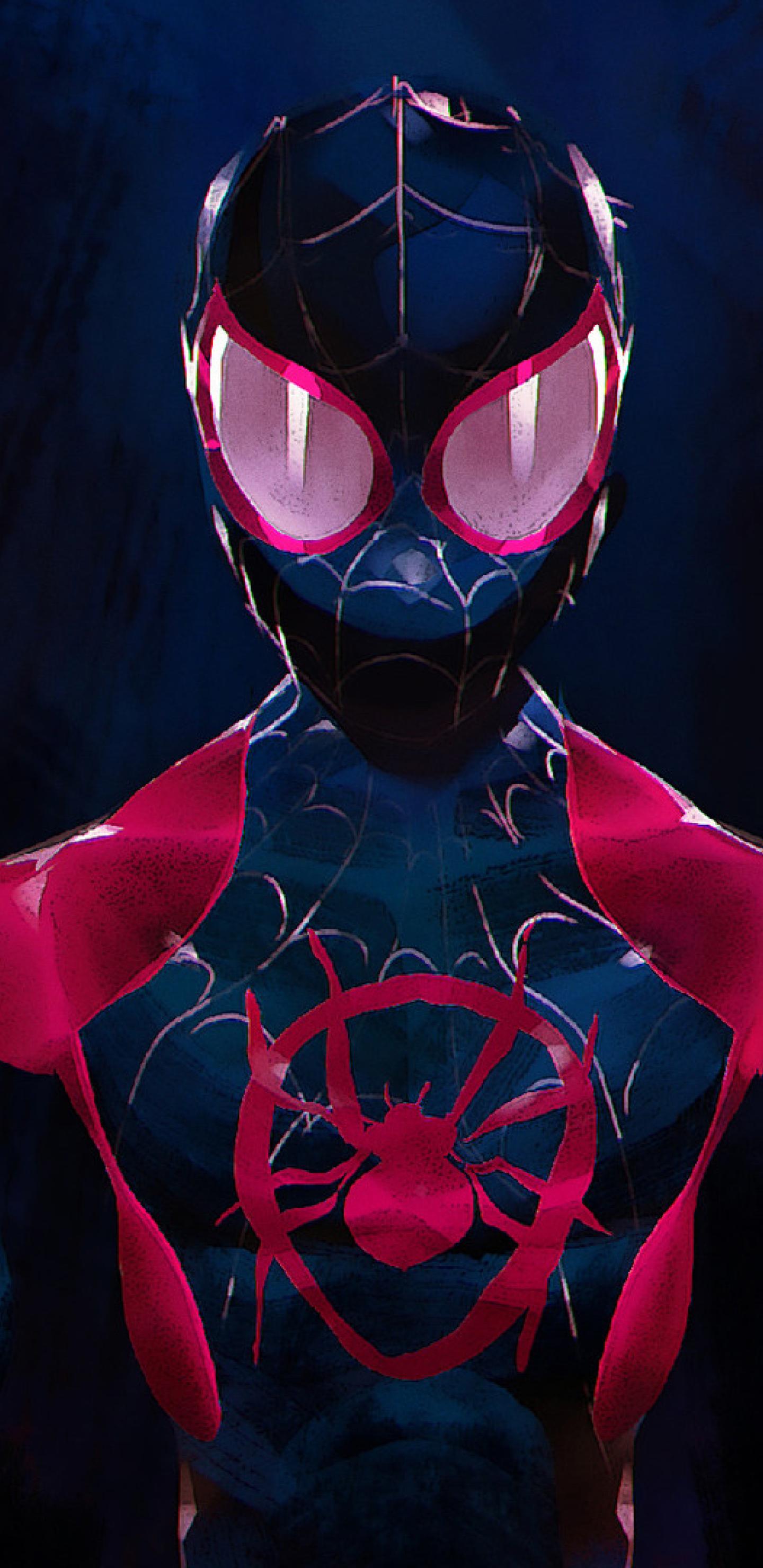 1440x2960 Spider Man Into The Spider Verse Movie Samsung Galaxy