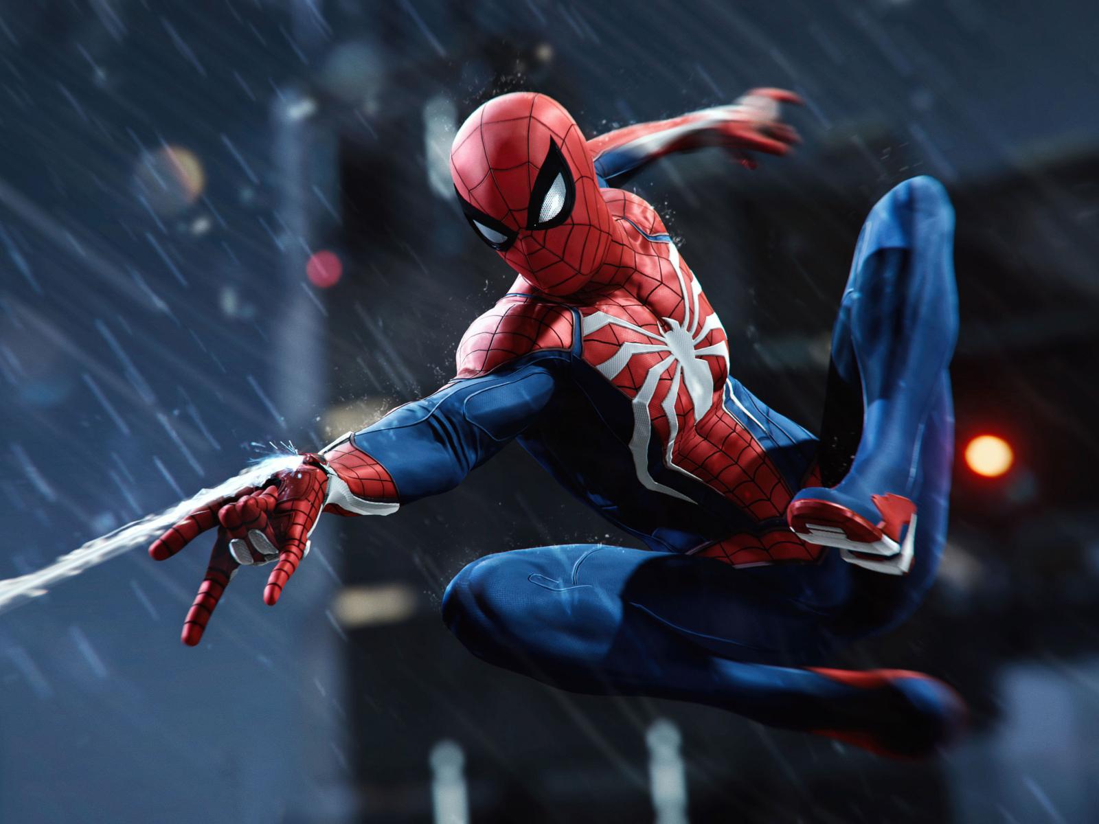 Spider Man Ps4 2018 Hd 4k Wallpaper