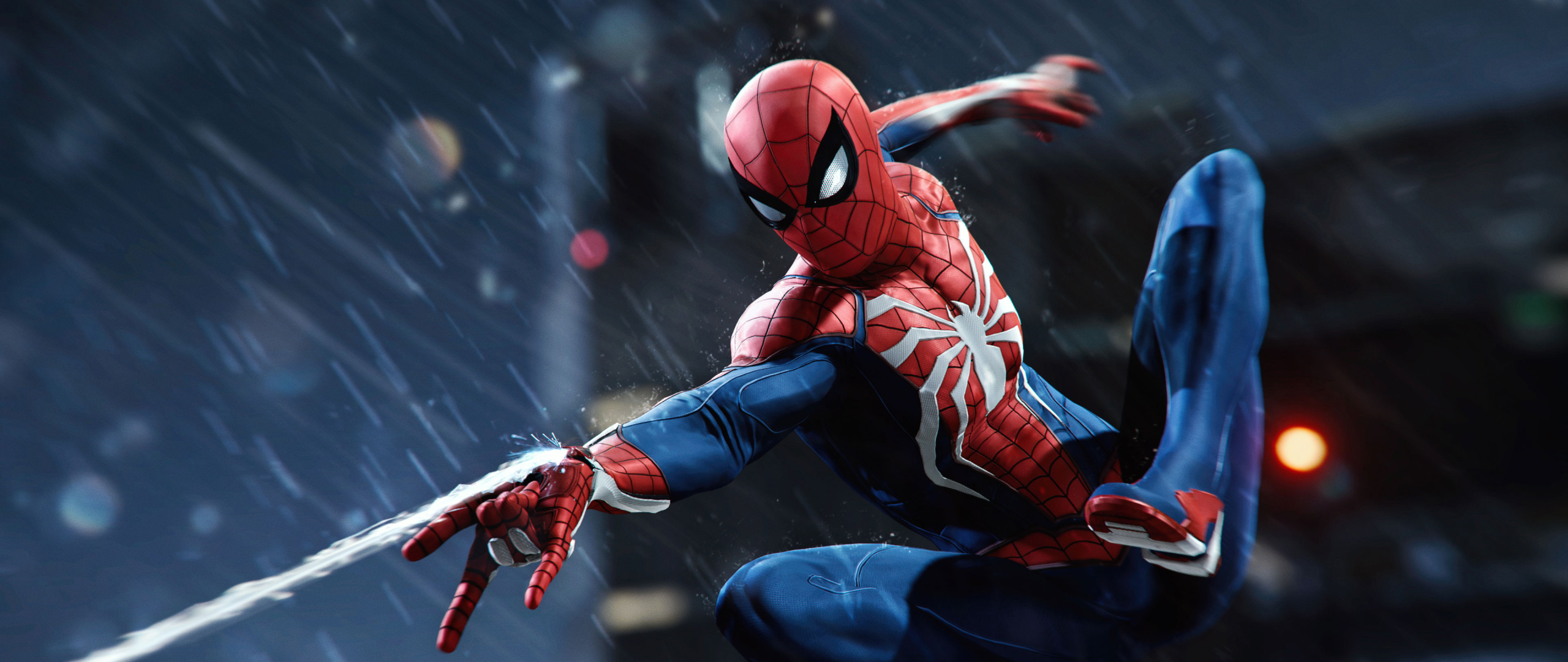 Spider Man Image Download: Spider-man Ps4 2018, HD 4K Wallpaper
