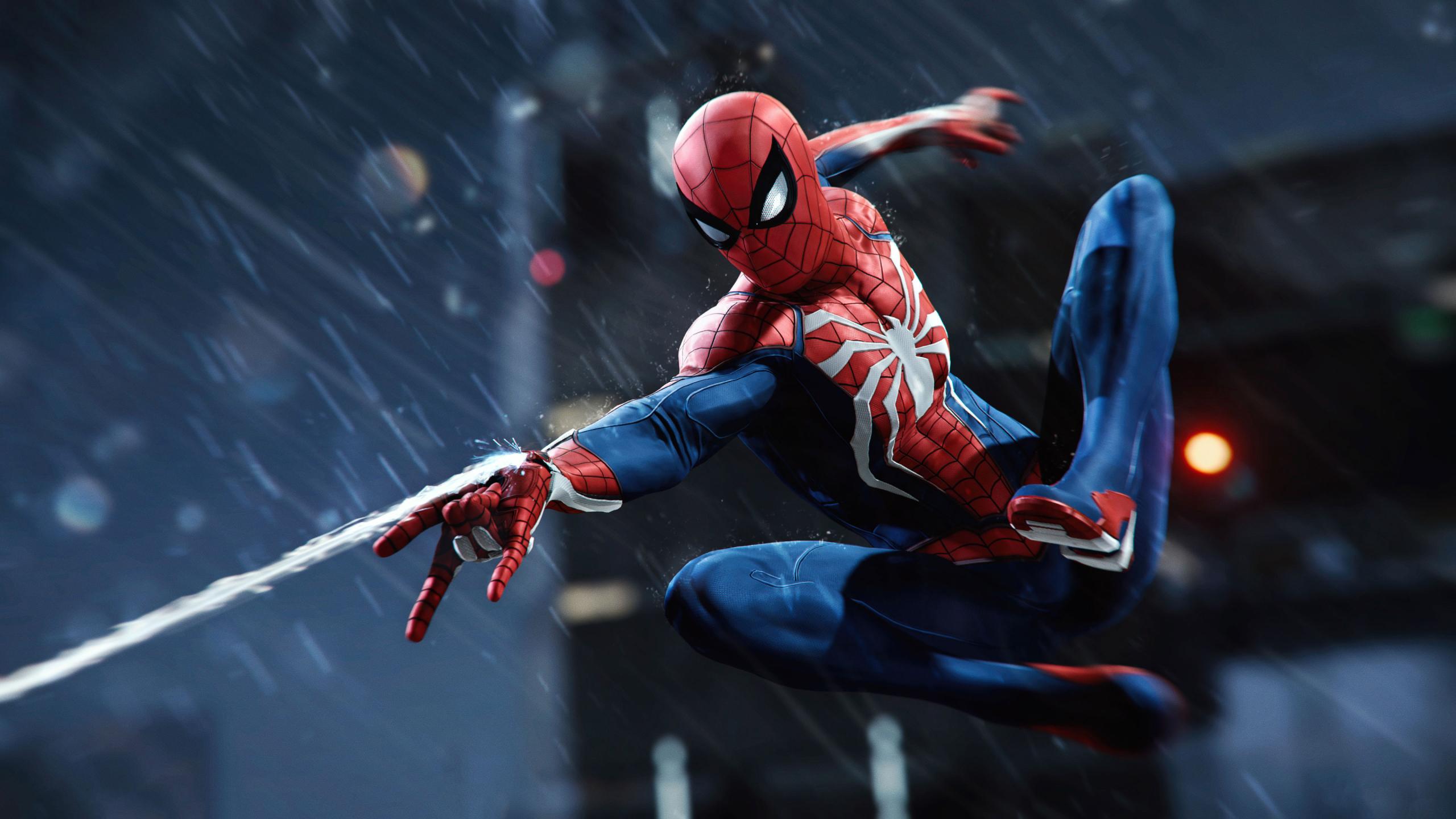Spider-man Ps4 2018, HD 4K Wallpaper