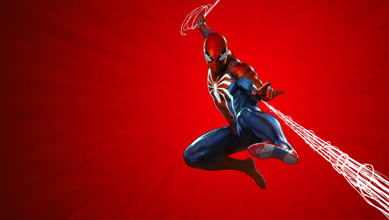 1360x768 Spider Man Ps4 Desktop Laptop Hd Wallpaper Hd Games 4k Wallpapers Images Photos And Background