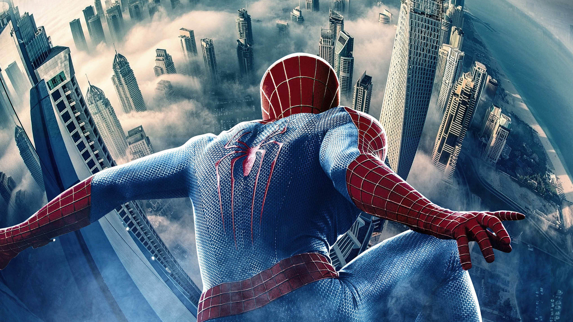 1920x1080 Spider Man 1080p Laptop Full Hd Wallpaper Hd