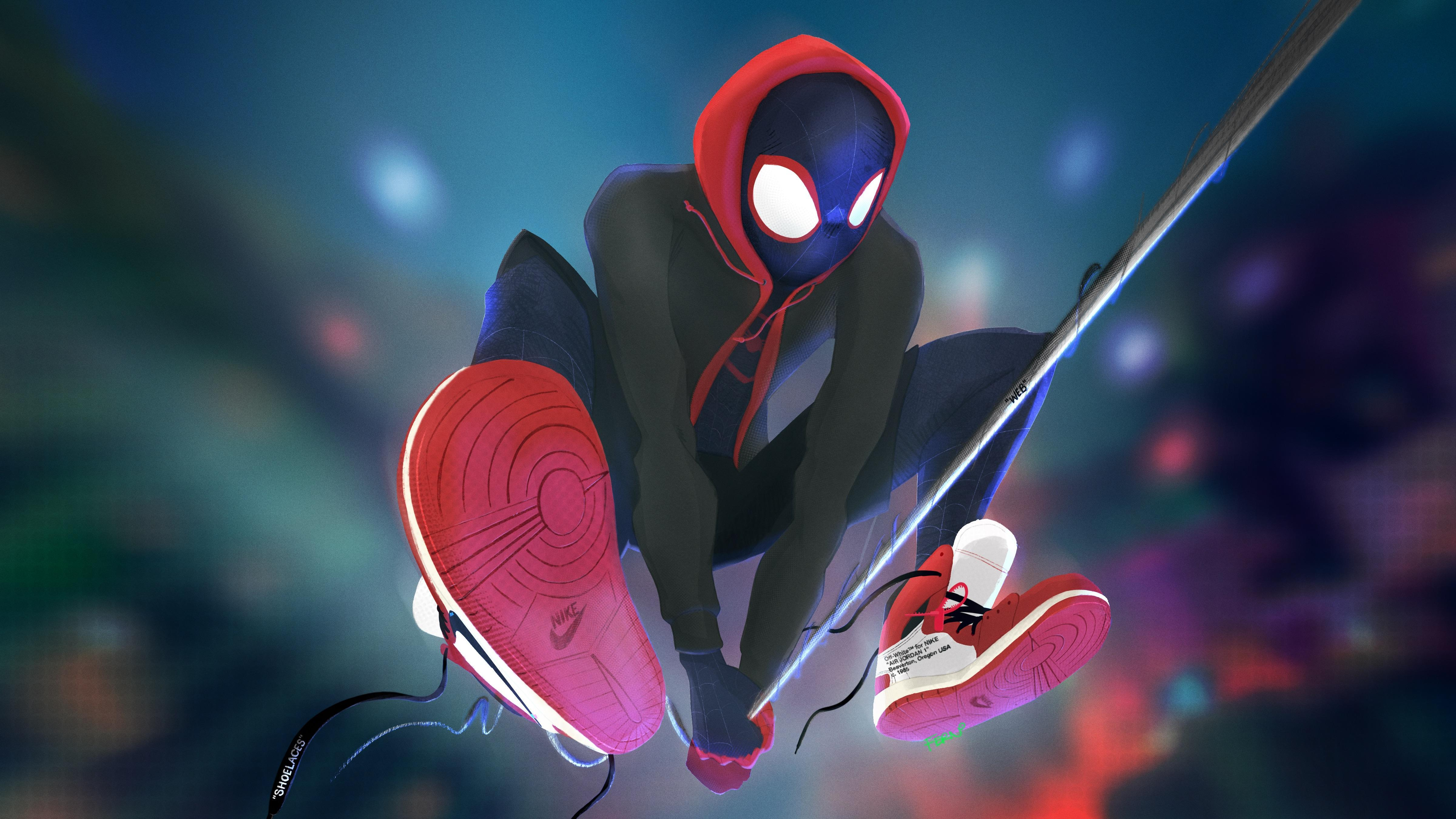 1920x1080 Spider Verse 1080p Laptop Full Hd Wallpaper Hd Movies 4k Wallpapers Images Photos And Background